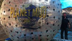 The Planet Mud Globeride