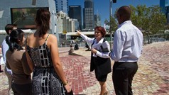 Federation Square Guided Tours
