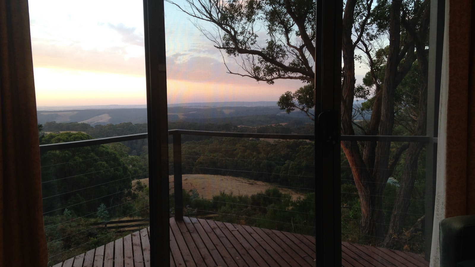 Amazing Bed and breakfast Views