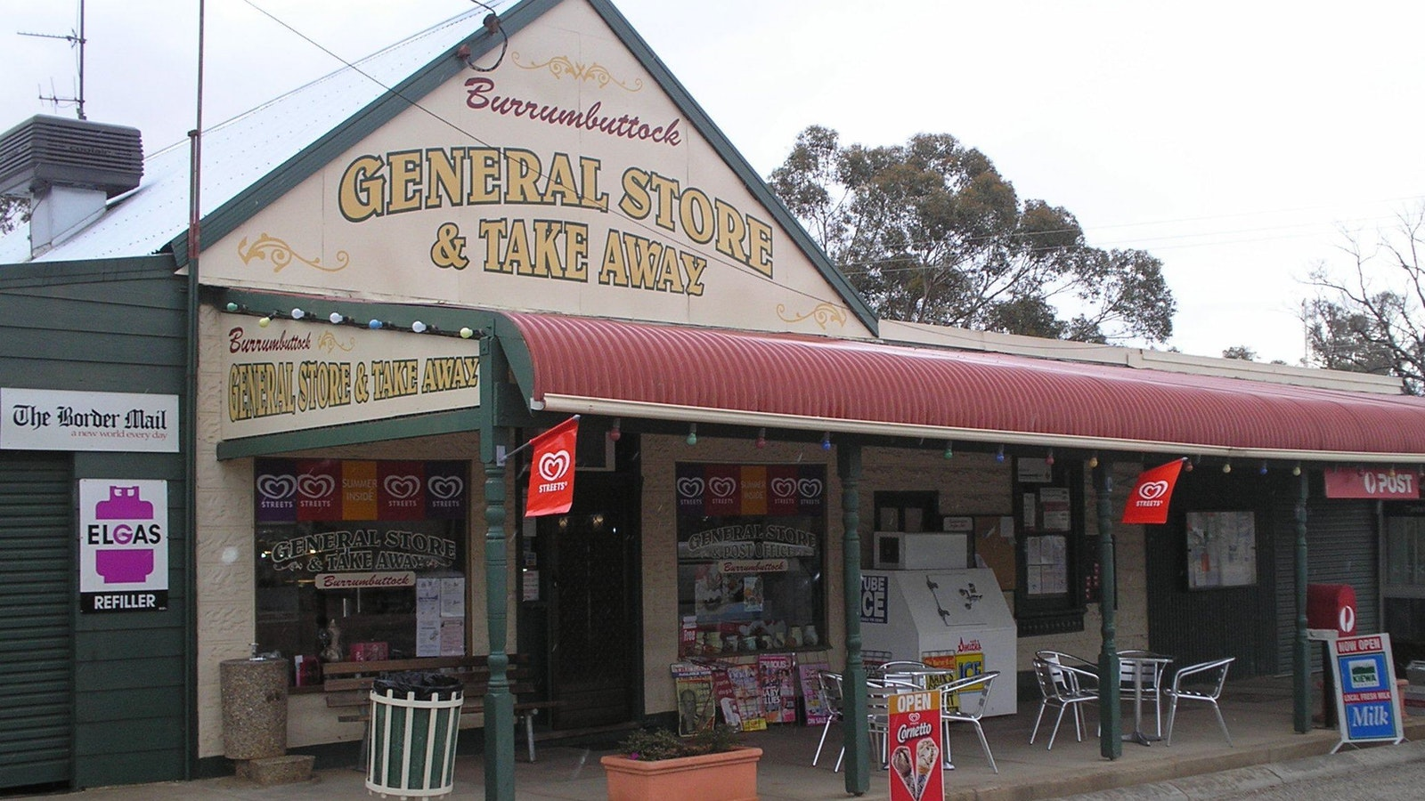 Burrumbuttock General Store