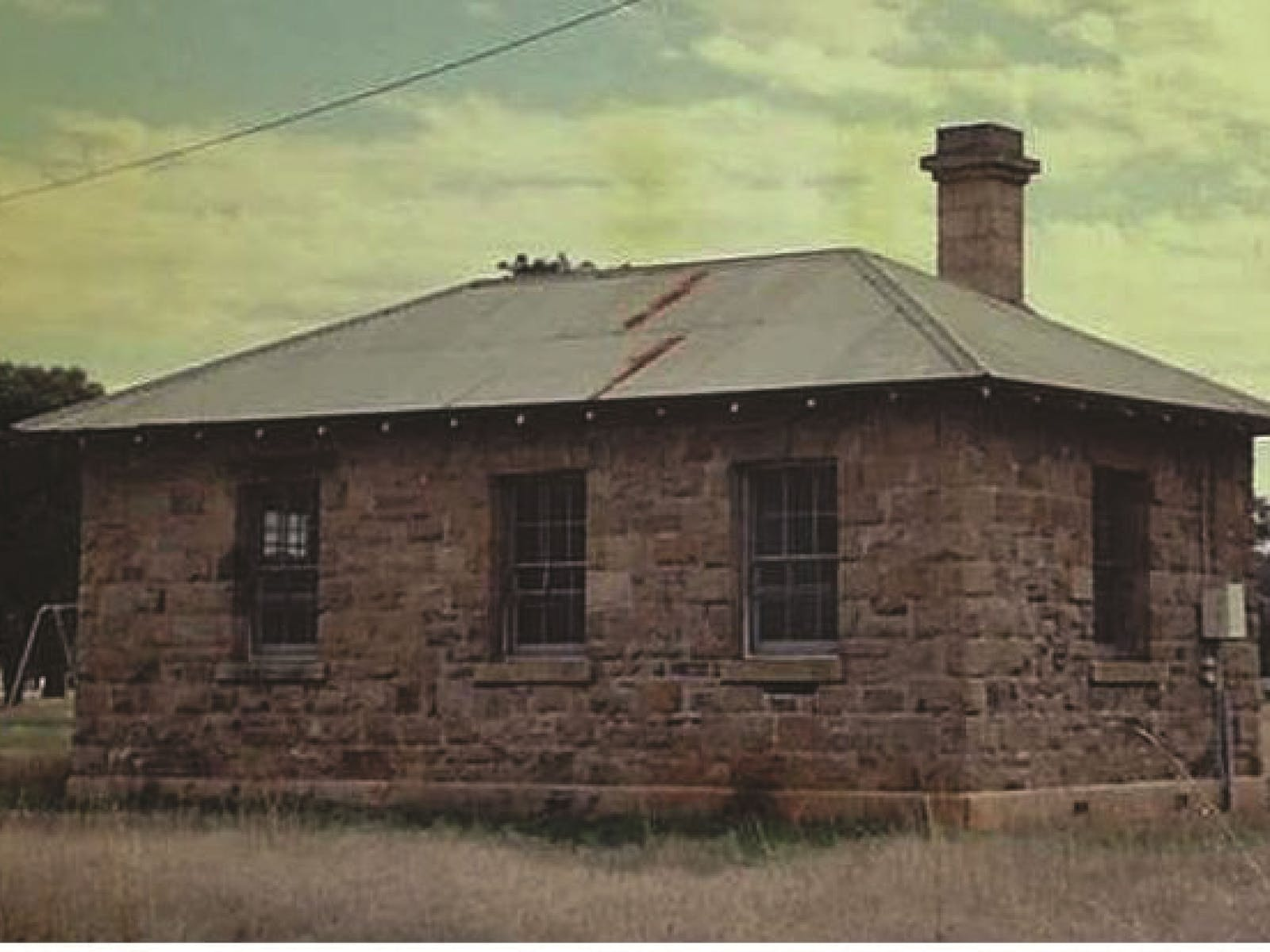 Walbundrie Schoolhouse