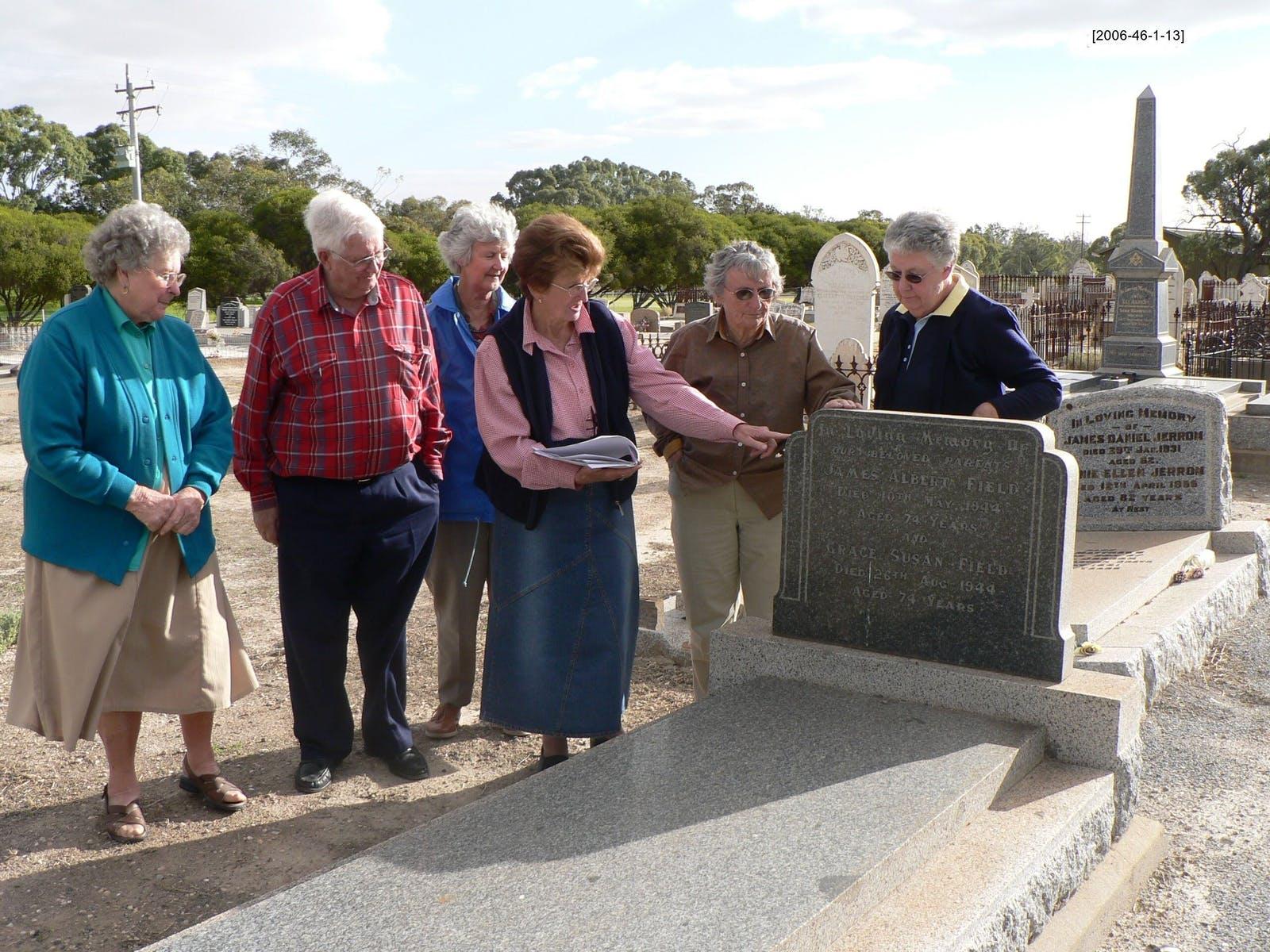 Wentworth Cemetery