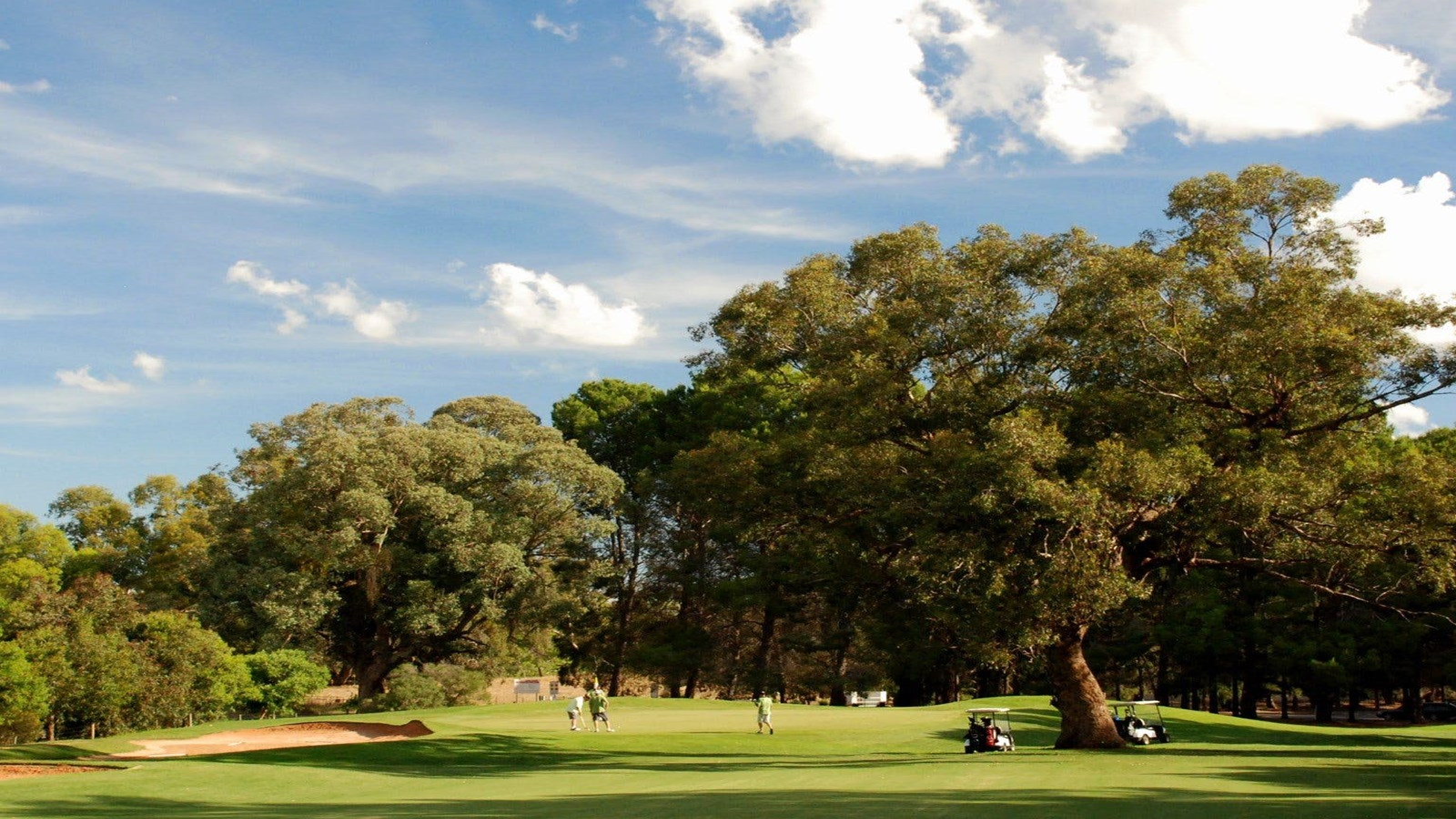 Corowa Golf Course