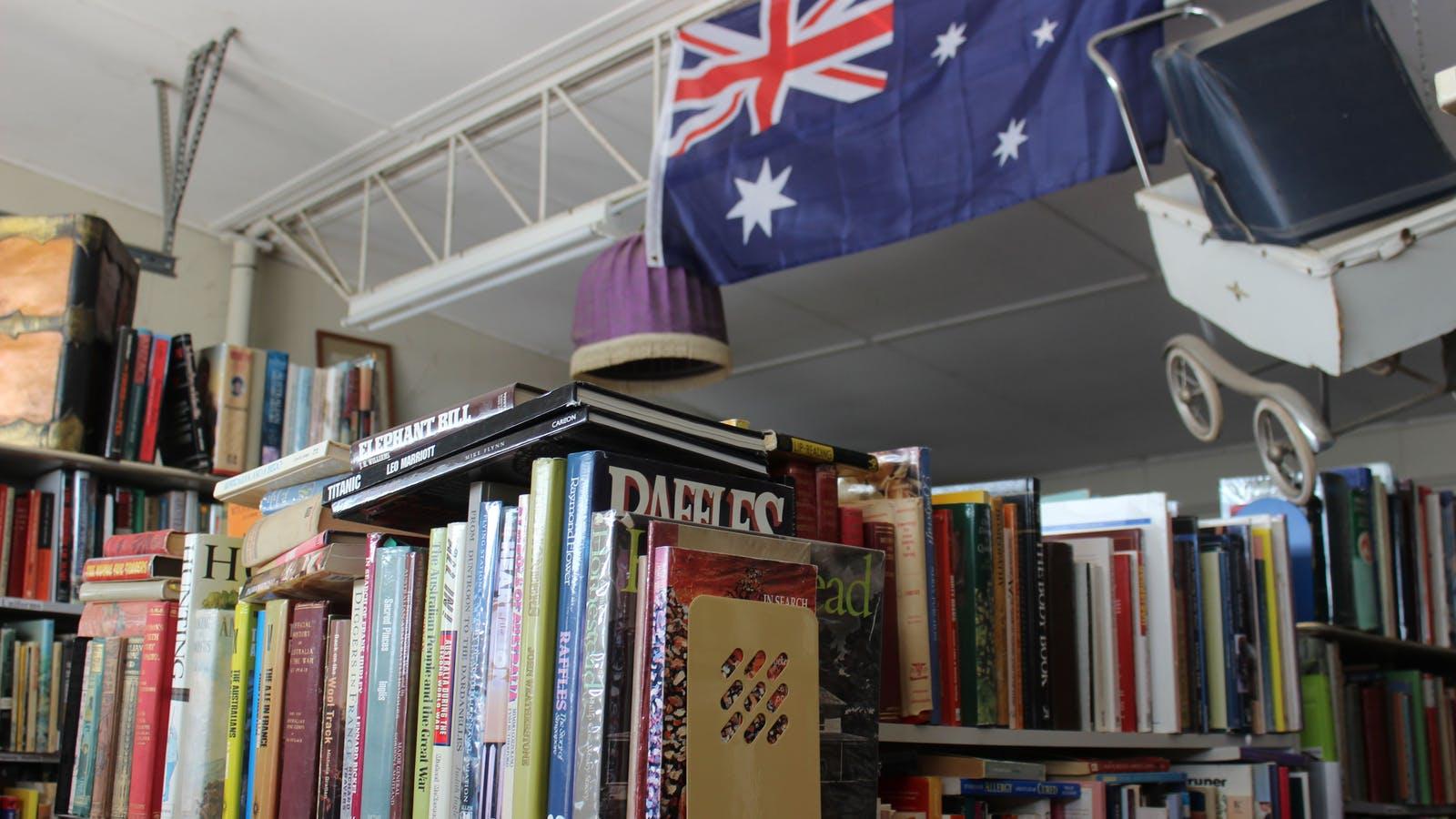 The Last Post Bookshop