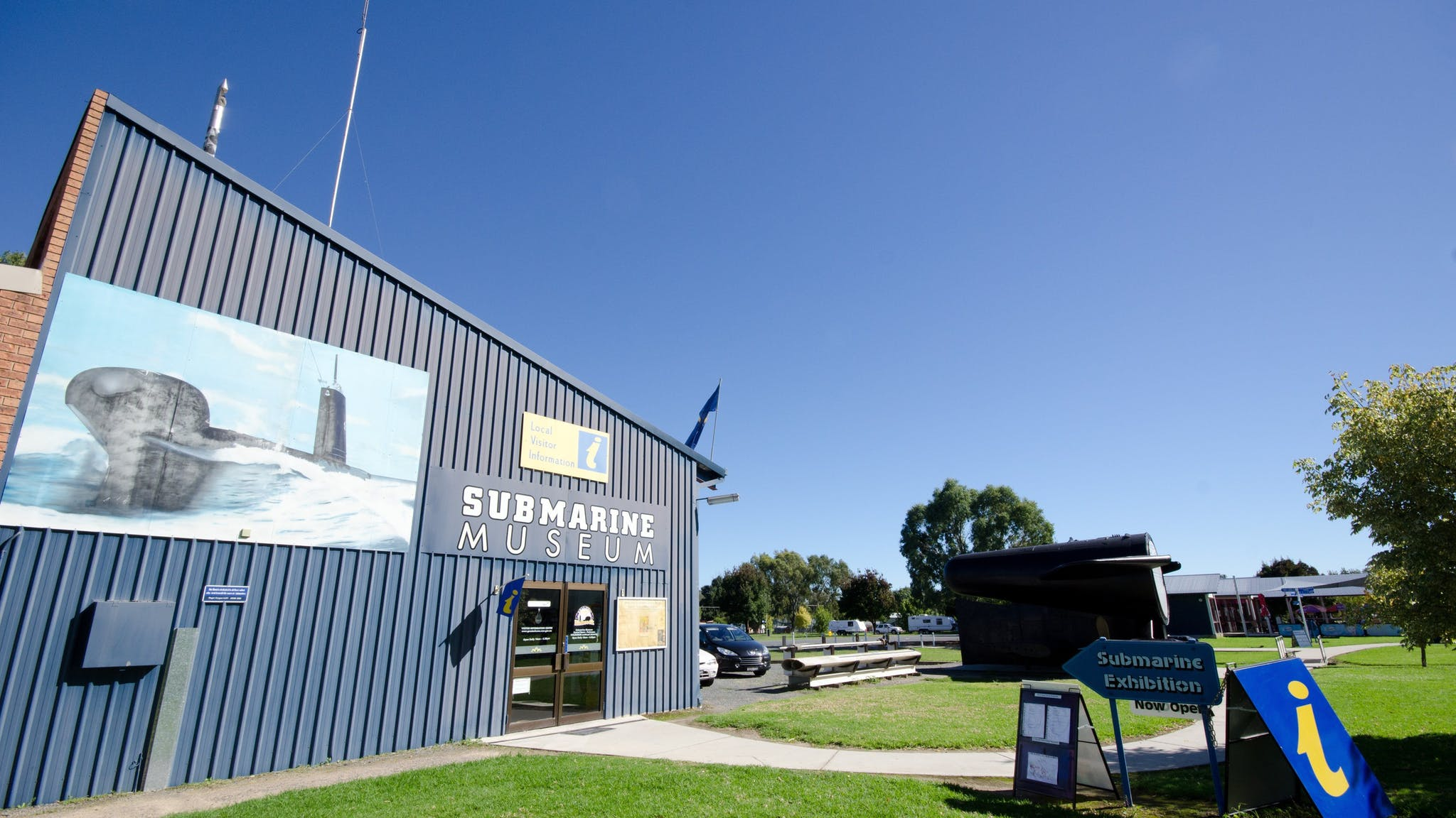 Greater Hume Shire Visitor Information Centre Information