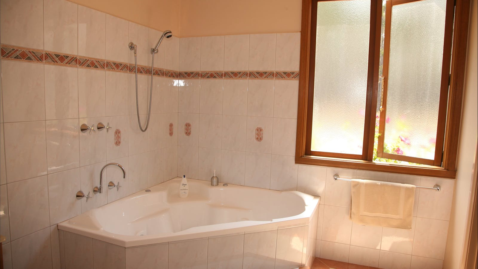 Villa Spa Bath