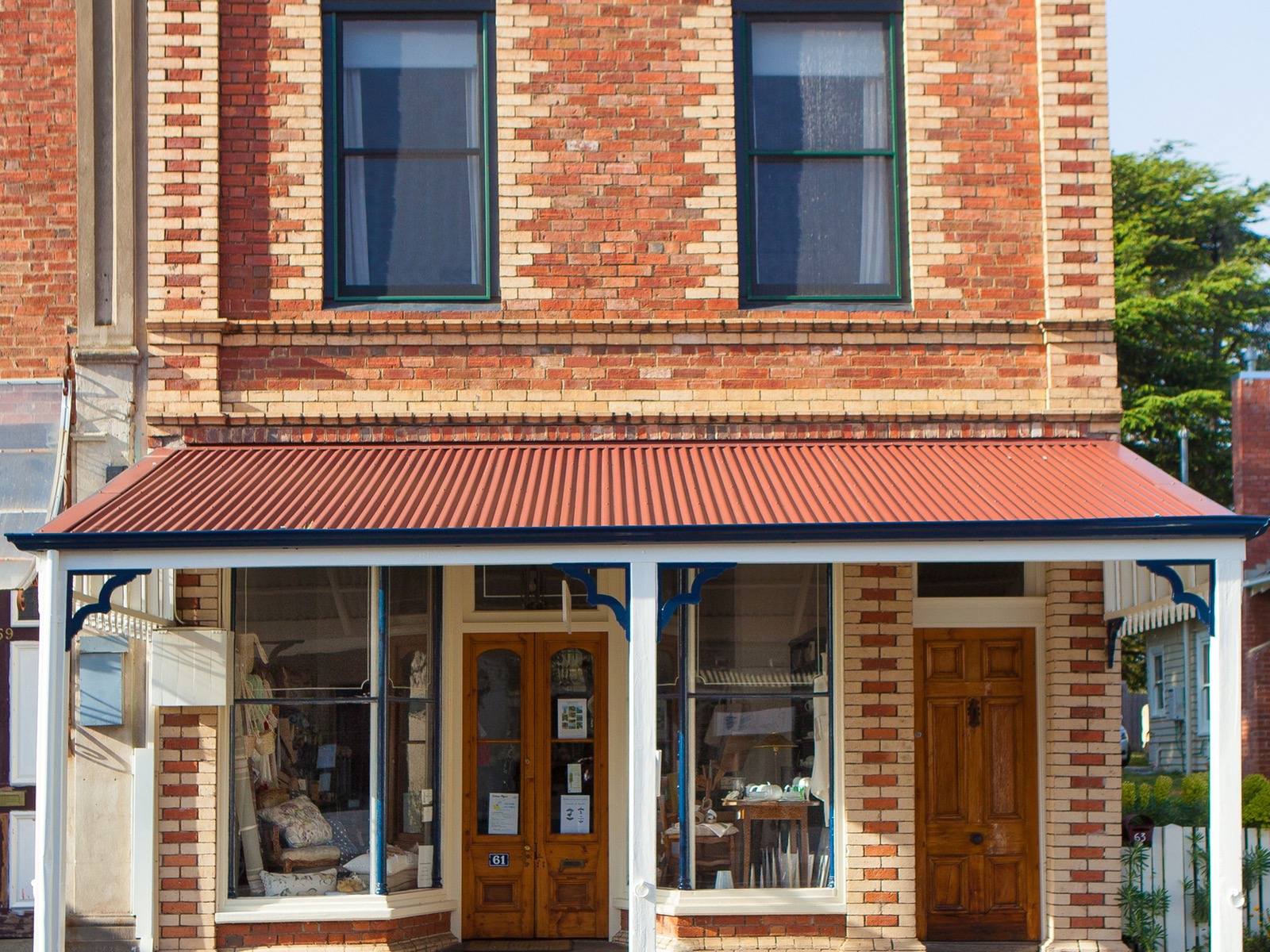 Macedon Ranges Interiors with Apartment 61a entrance