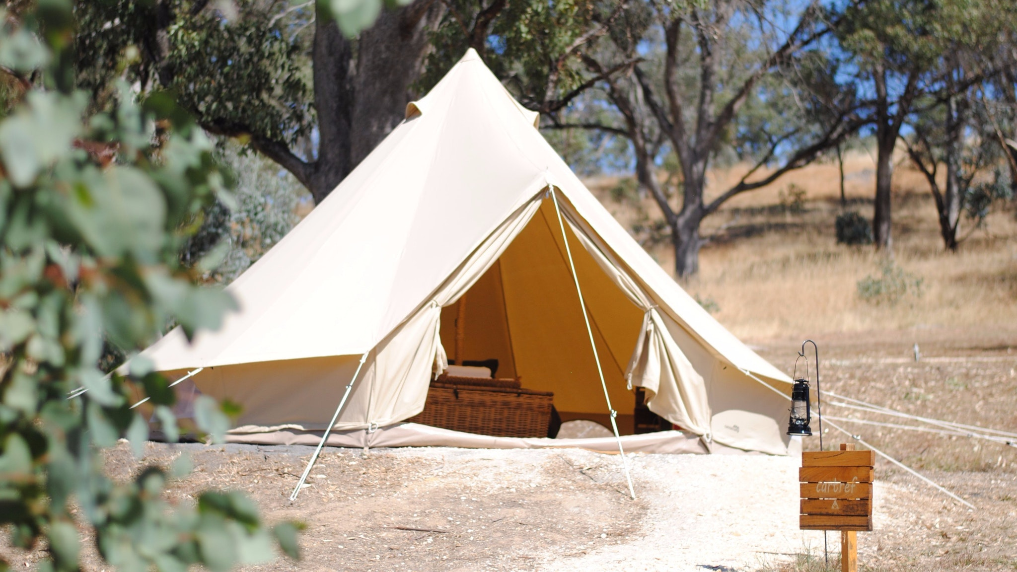 Cosy Tents - Bell Tent & Cosy Tents Accommodation Daylesford u0026 the Macedon Ranges Victoria ...