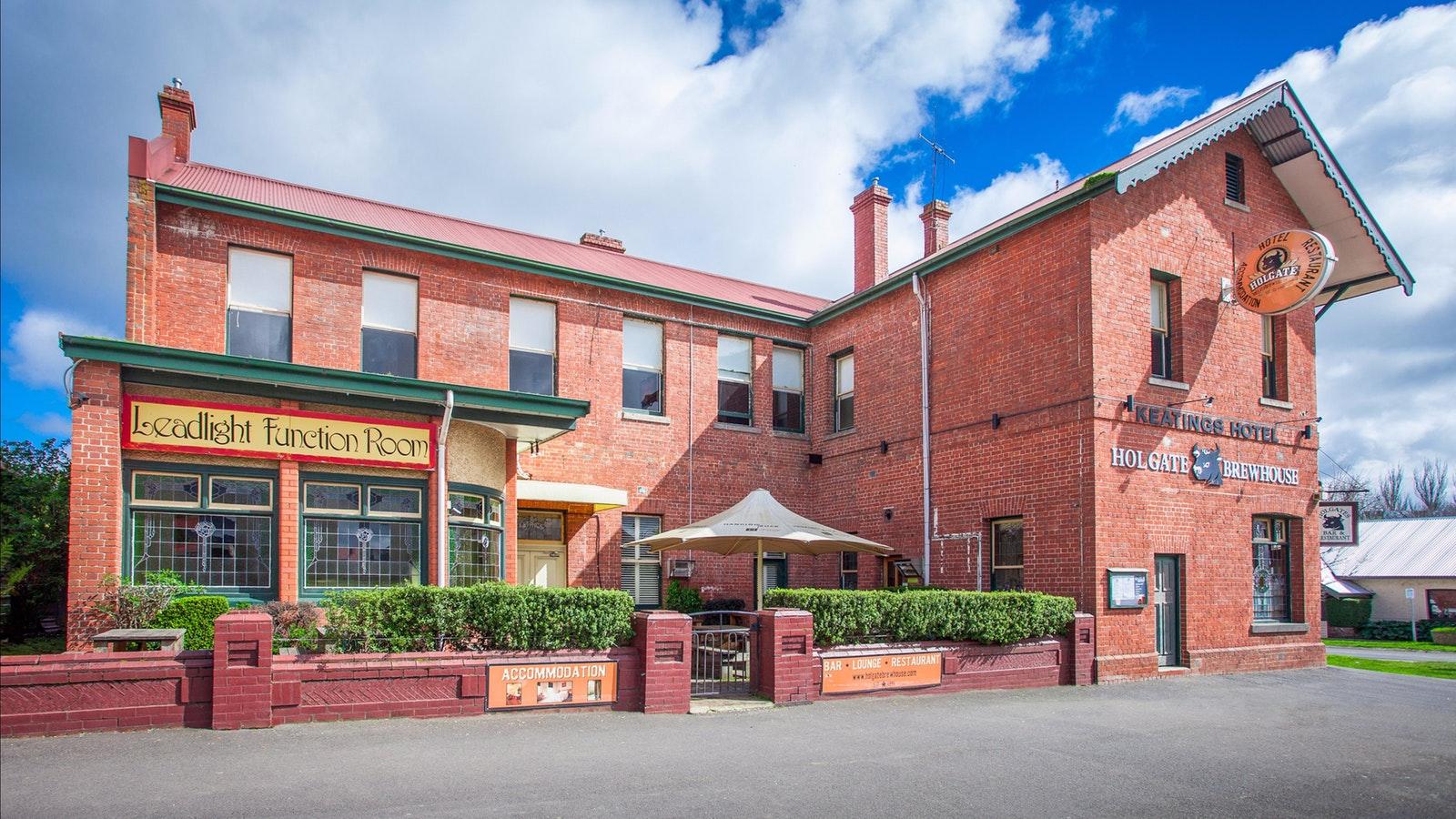 Holgate Brewhouse at Keatings Hotel