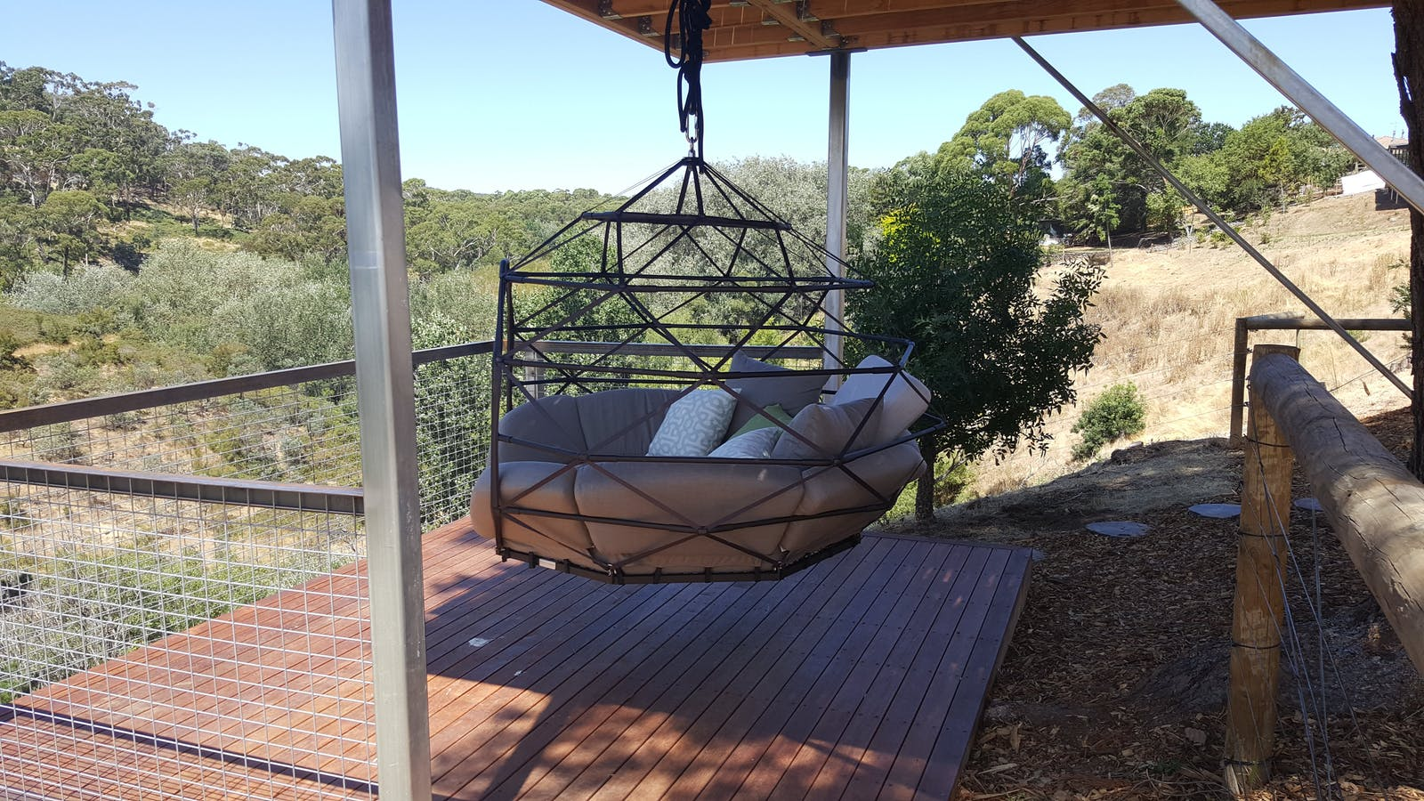 Australia's ONLY Zome Daybed