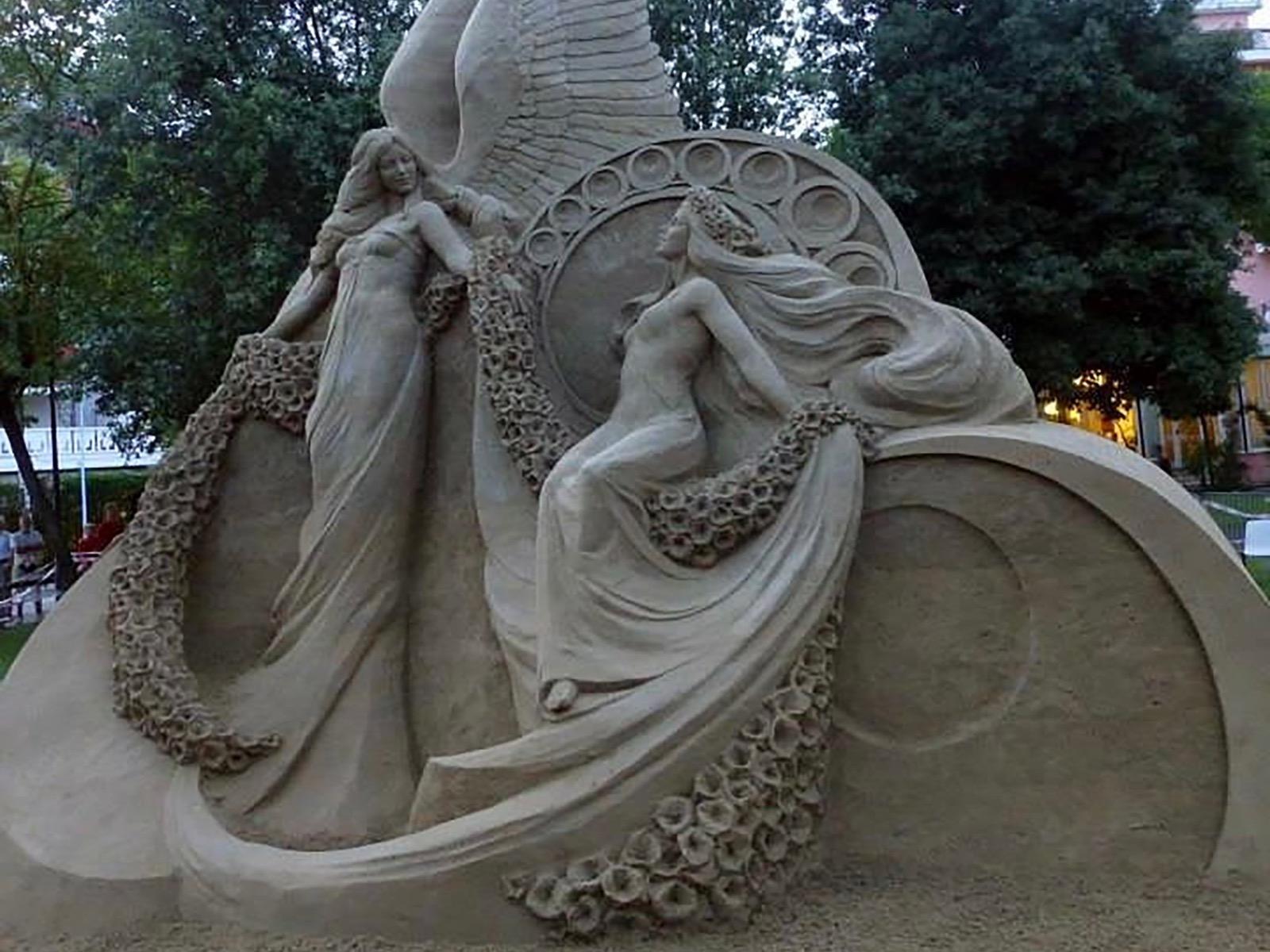 Australian Sand Sculpting Gallery