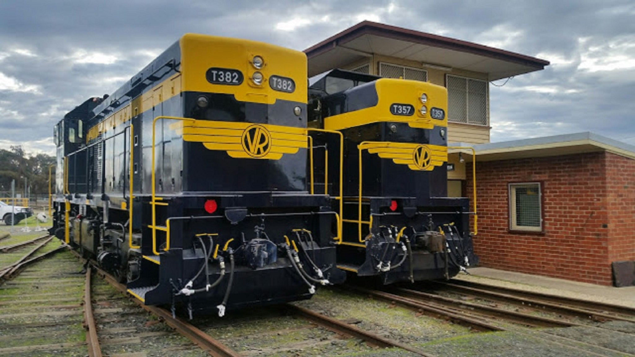 Tocumwal Heritage Train Tour