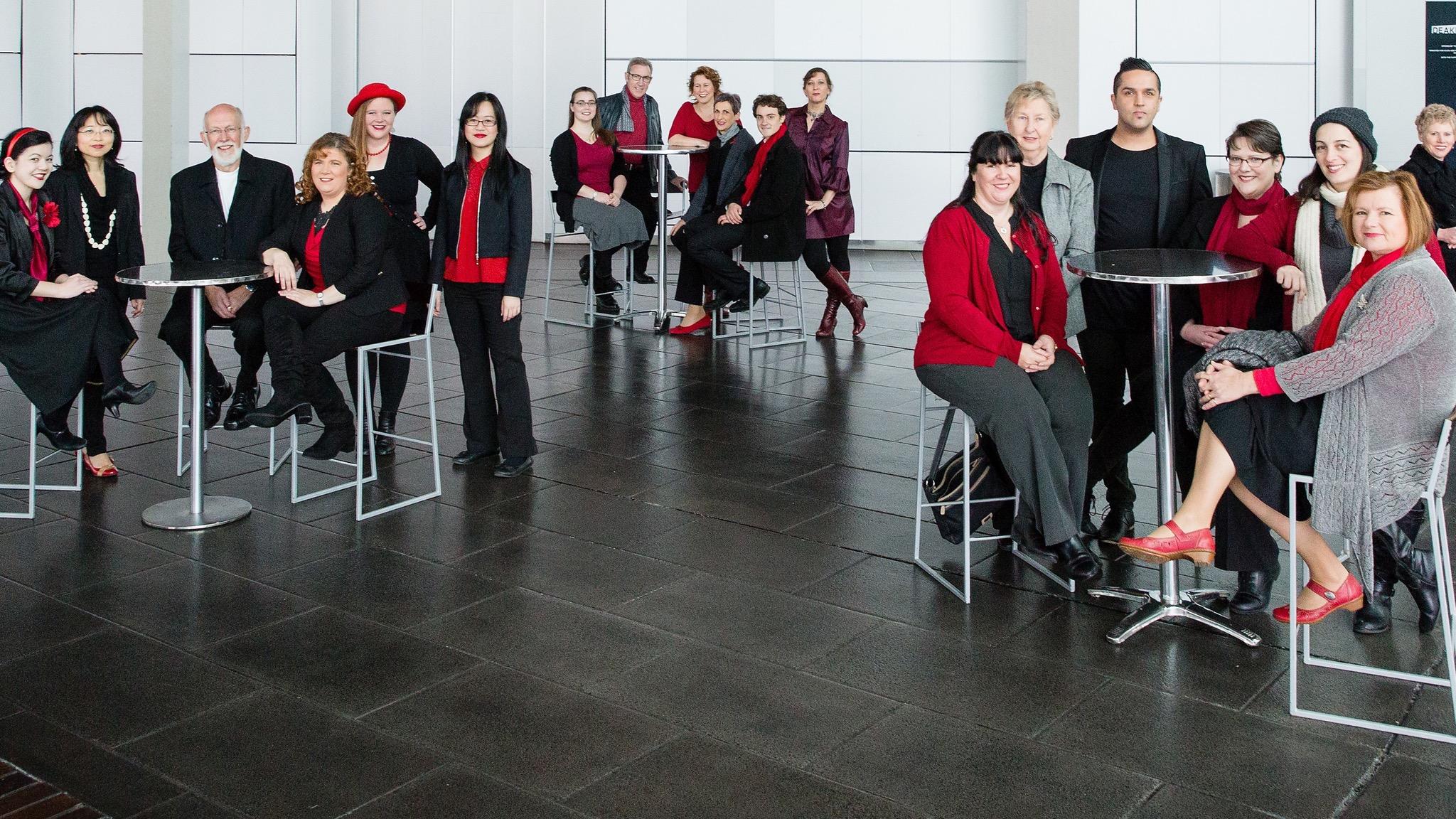 THE CHIME Choir