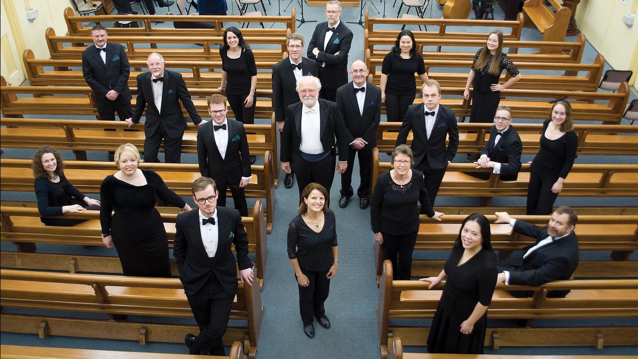 Ensemble Gombert Choir
