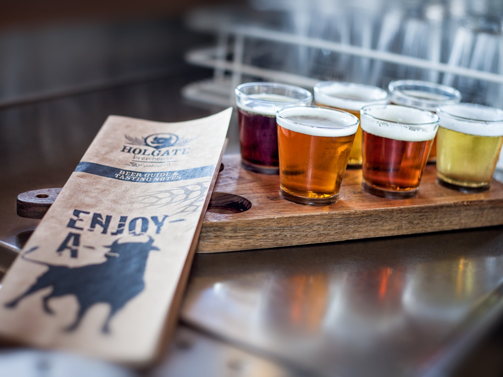 Woodend destinations daylesford and the macedon ranges for Craft beer and food