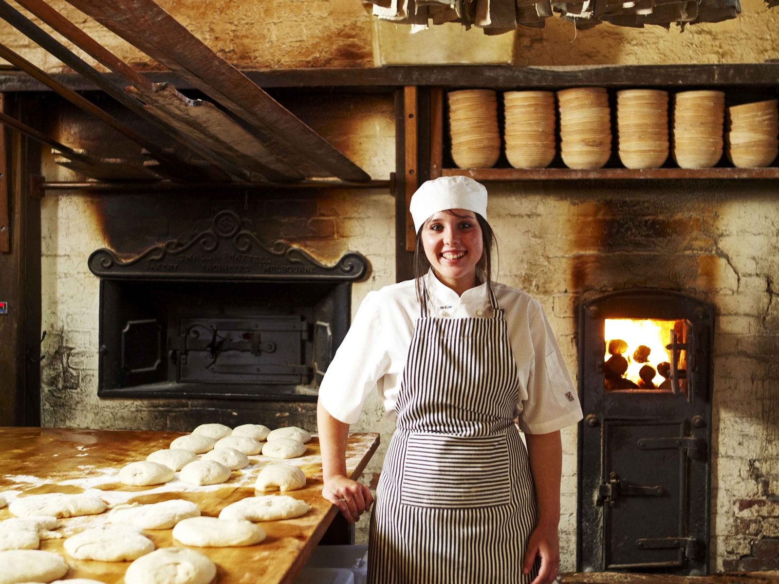 RedBeard Historic Bakery, Trentham