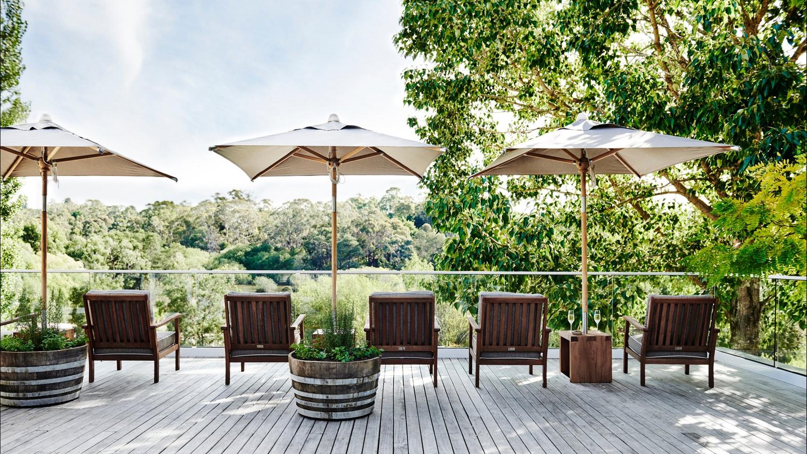 The Restaurant Deck