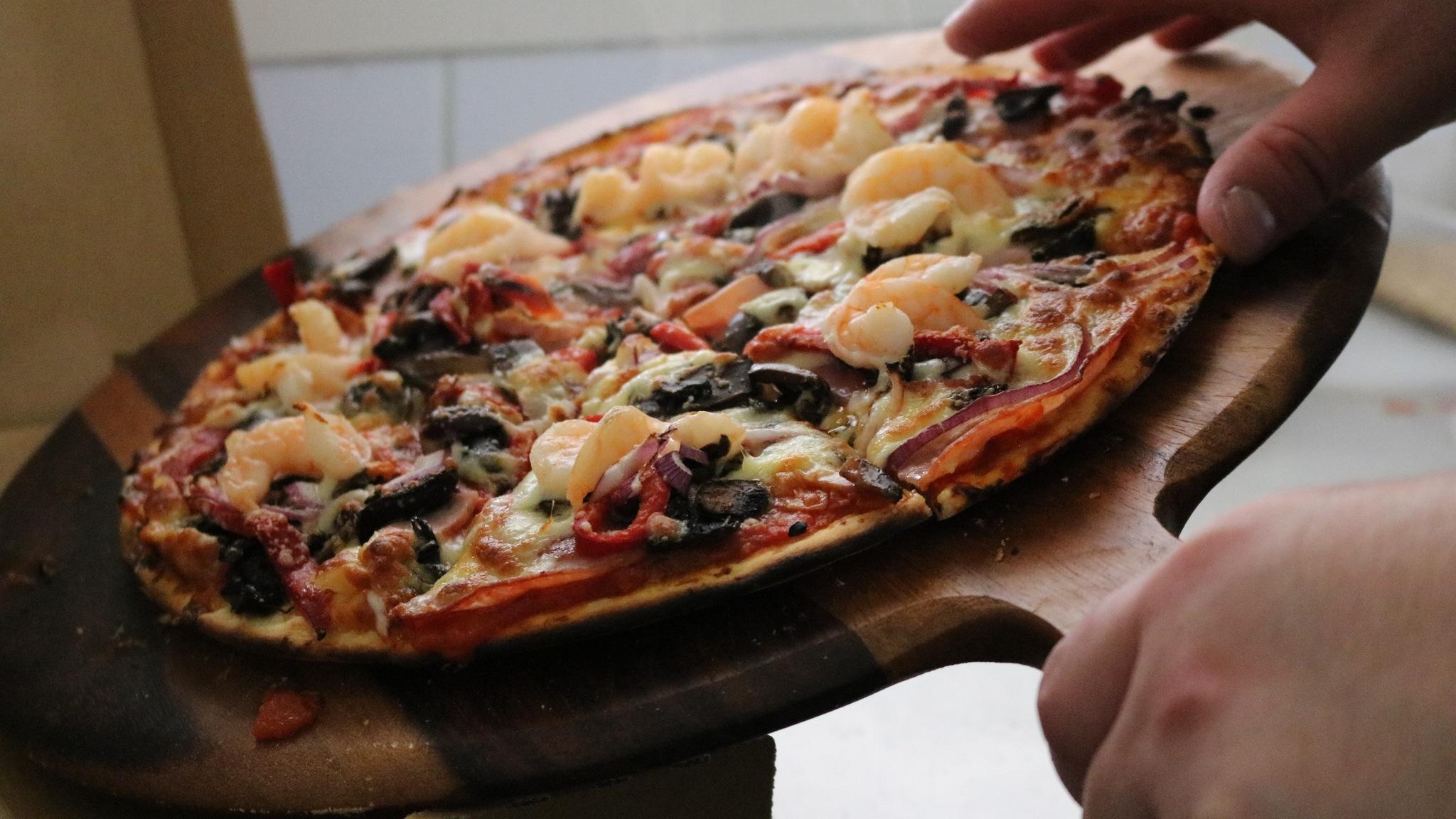 Bullseye's Pizza Creswick