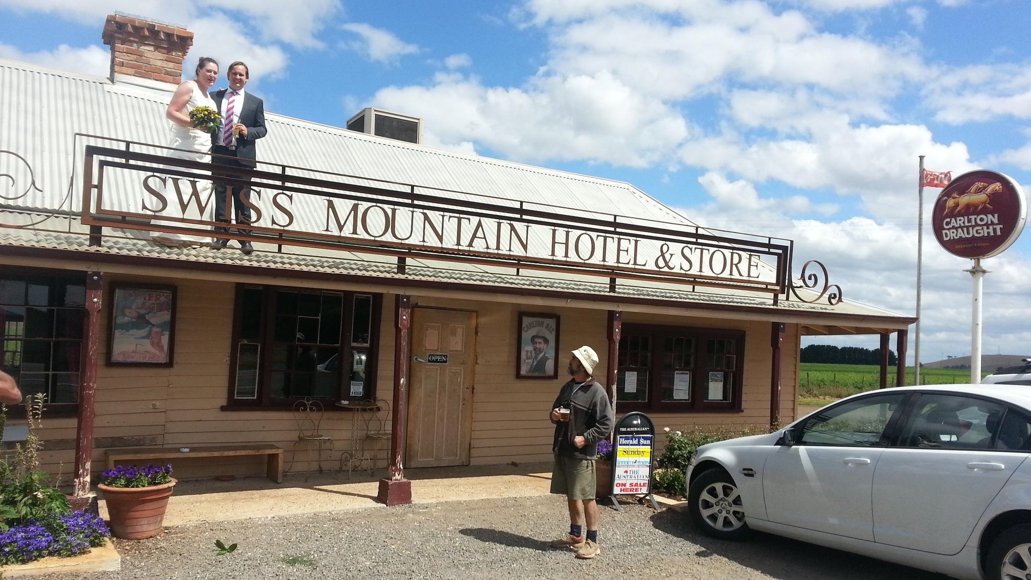 Swiss Mountain Hotel