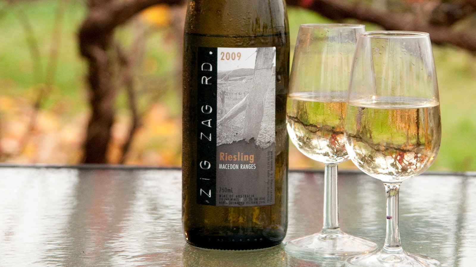 Award winning Riesling. Crisp and fresh with citrus tones