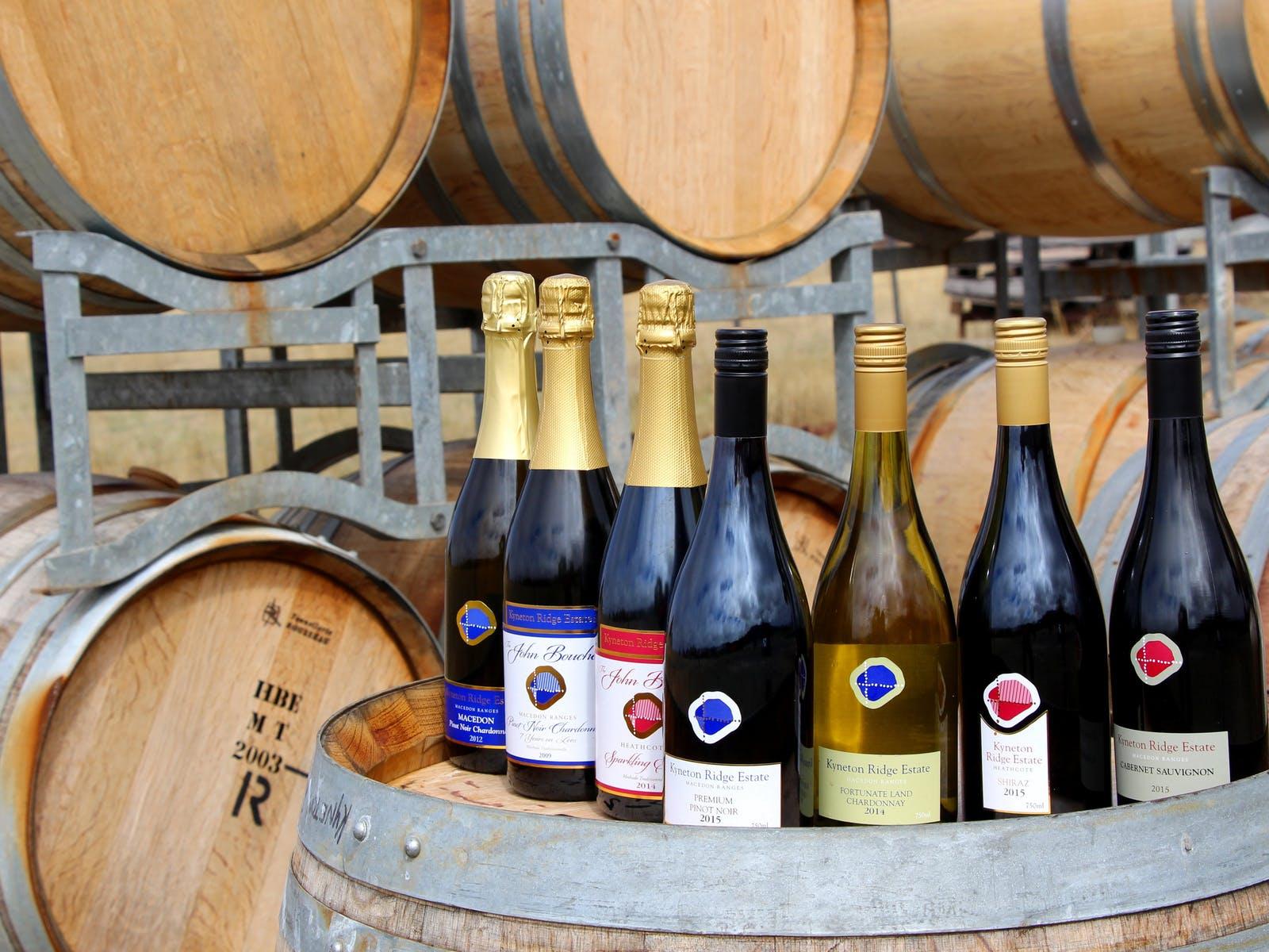 Kyneton Ridge Wines