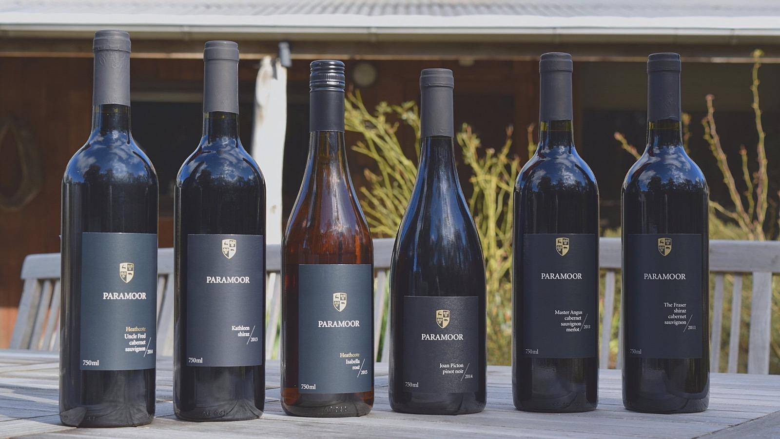 Paramoor wines