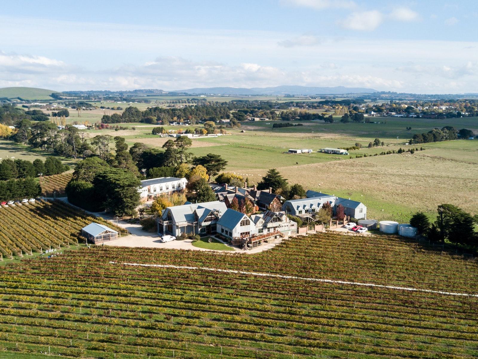 Grange Cleveland Winery