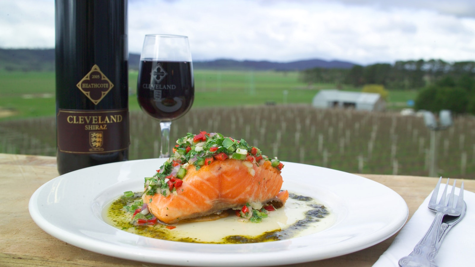 A la Carte Dining, Carriagehouse Restaurant, Grange Cleveland Winery