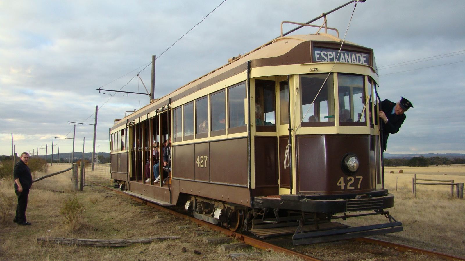 Tramway Heritage Centre