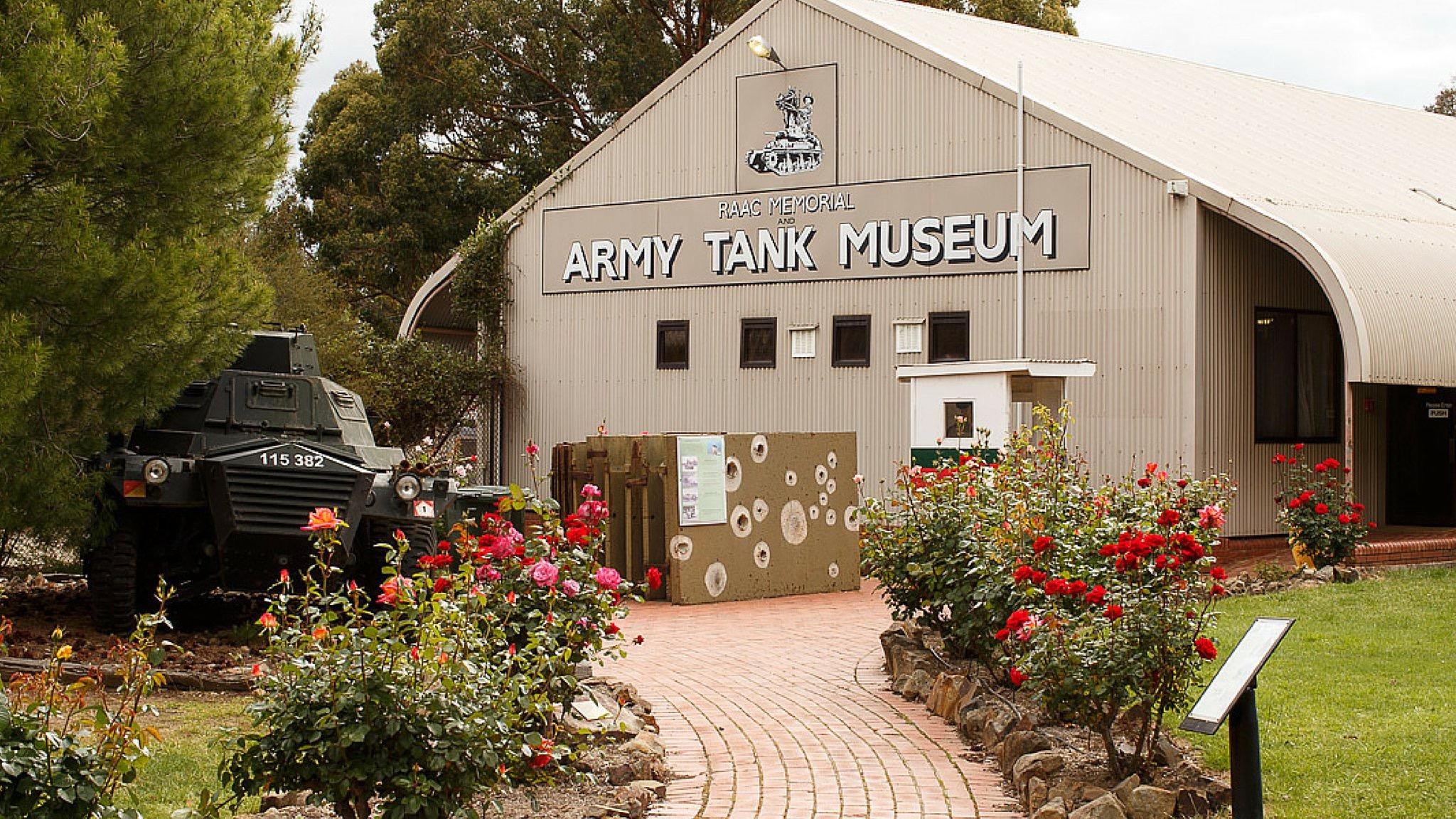 Australian Army Tank Museum