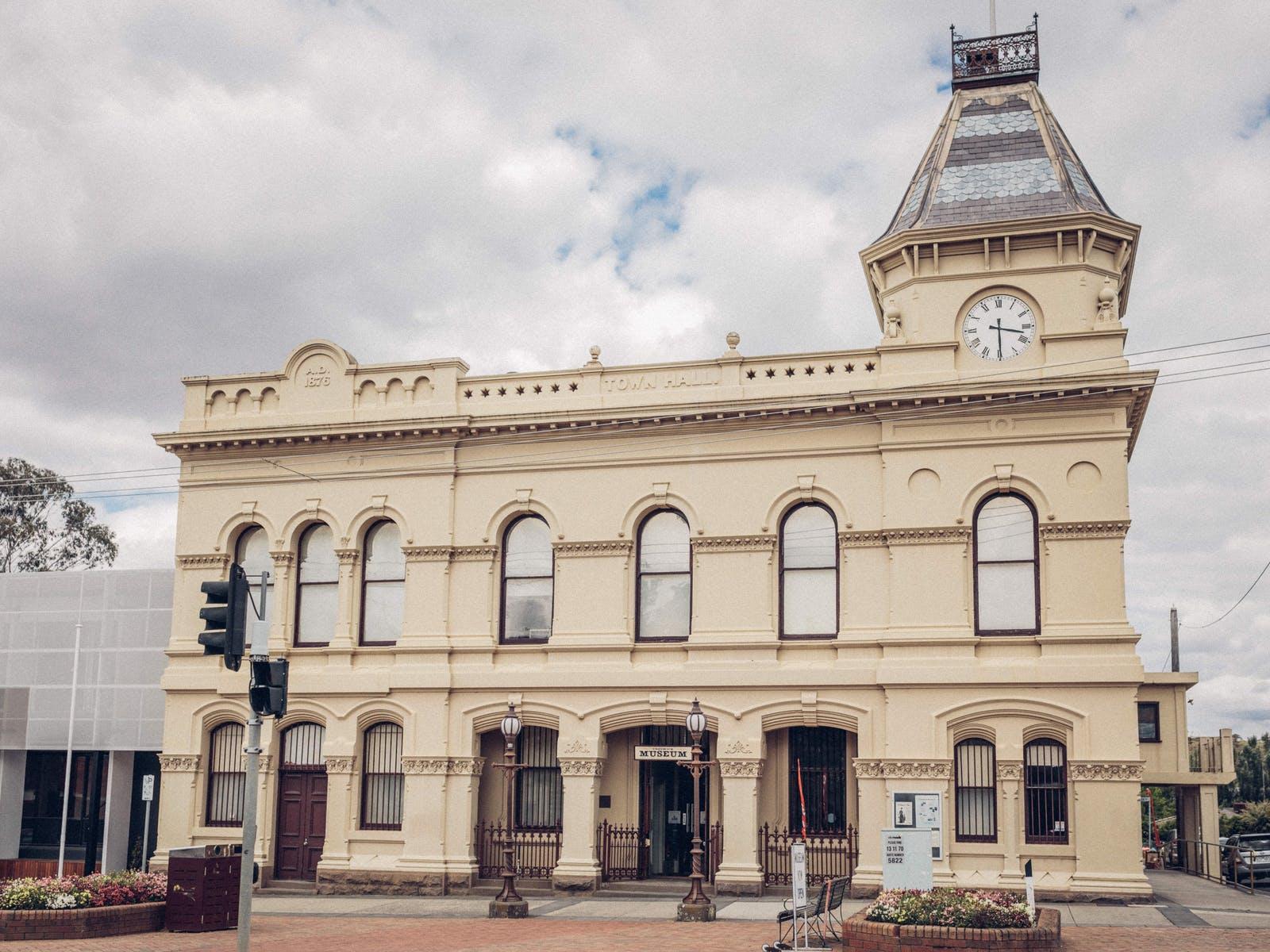 Creswick Town Hall