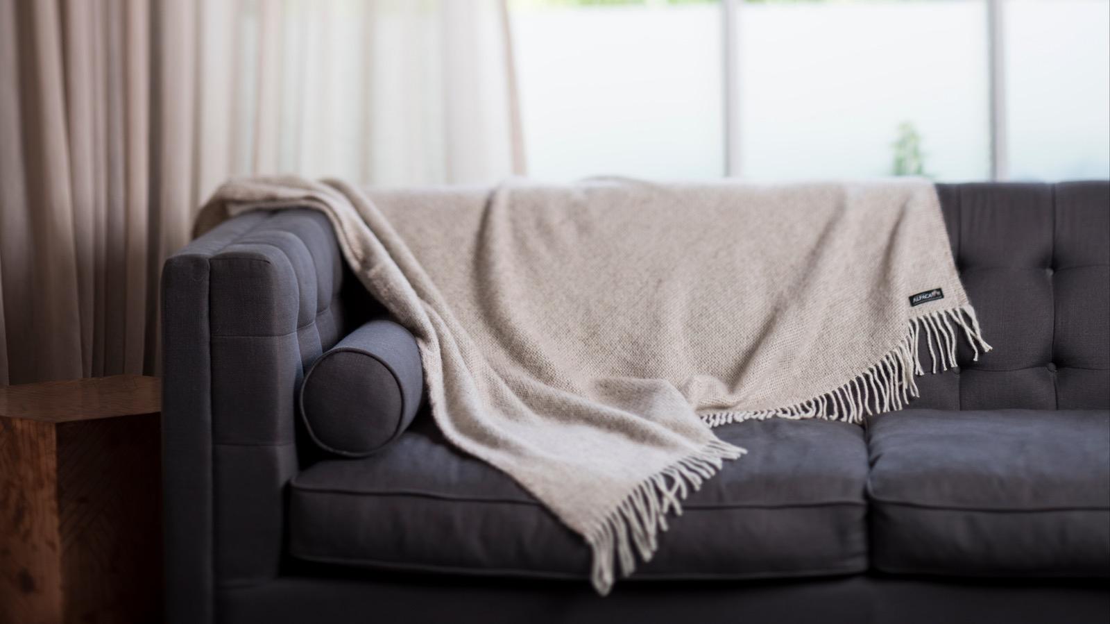 Creswick Woollen Mills blanket