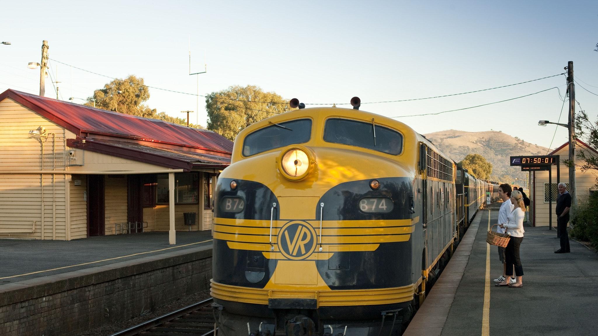 Seymour Heritage Train