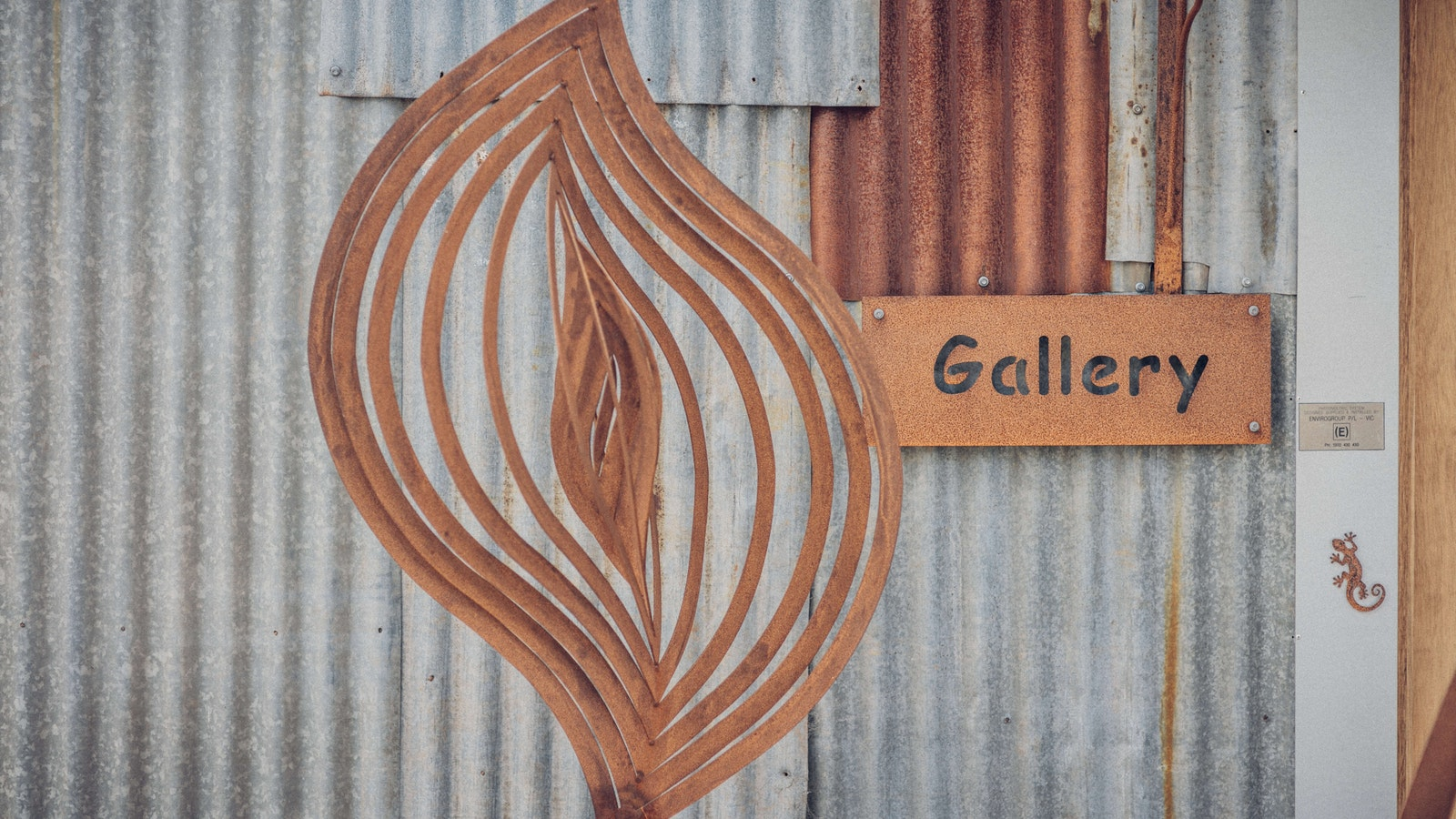Overwrought Sculpture Garden and Gallery