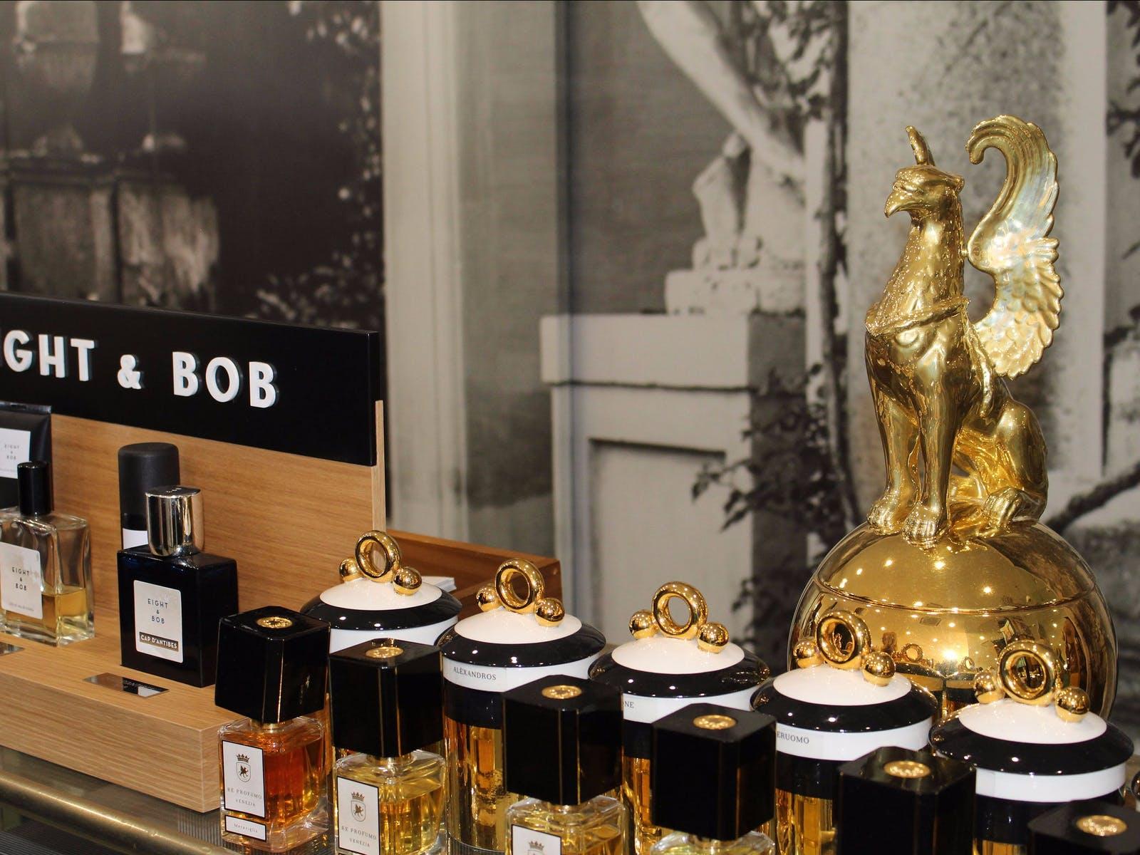 Niche perfumes from around the world