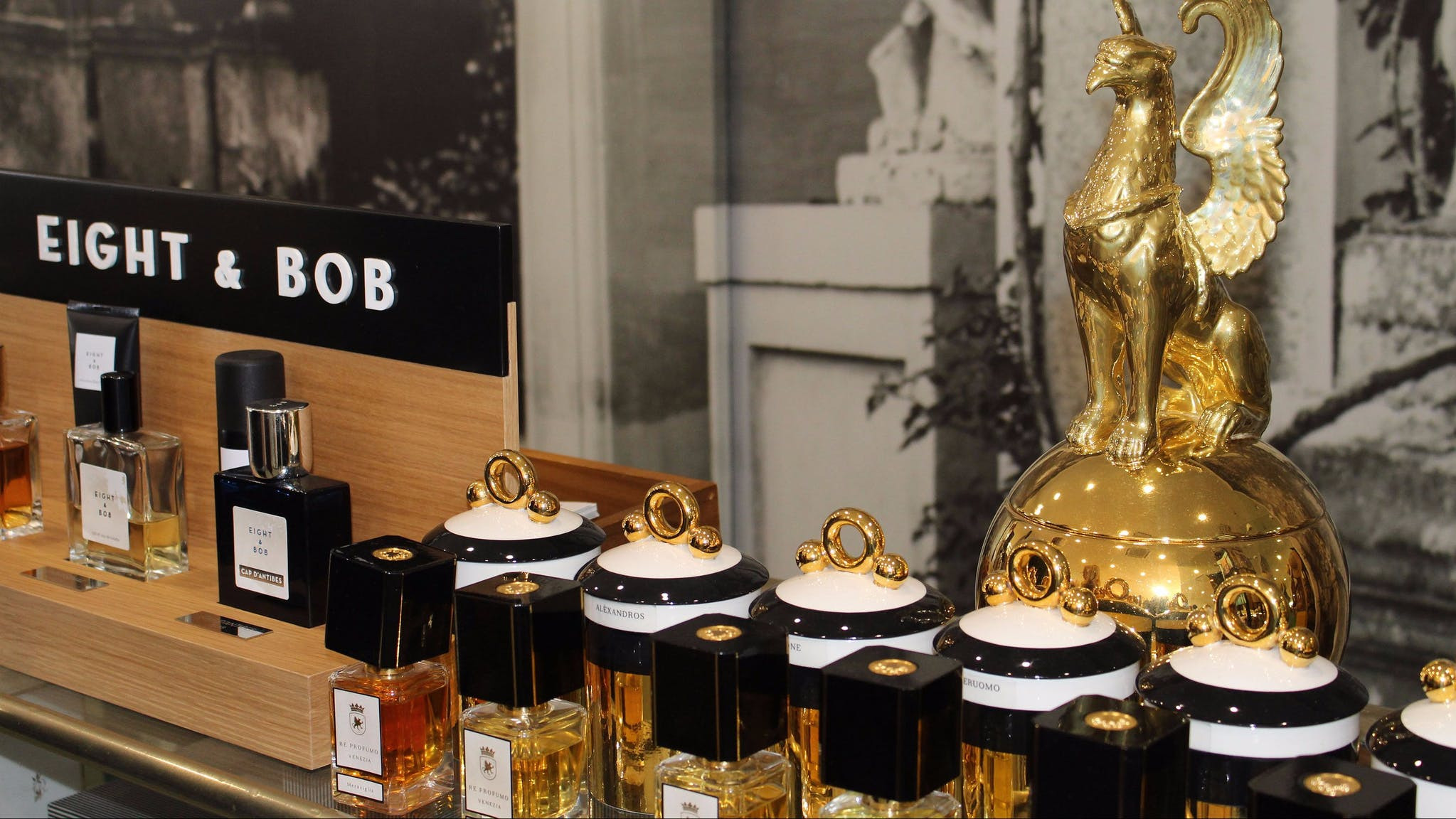 Niche perfumes from around the world