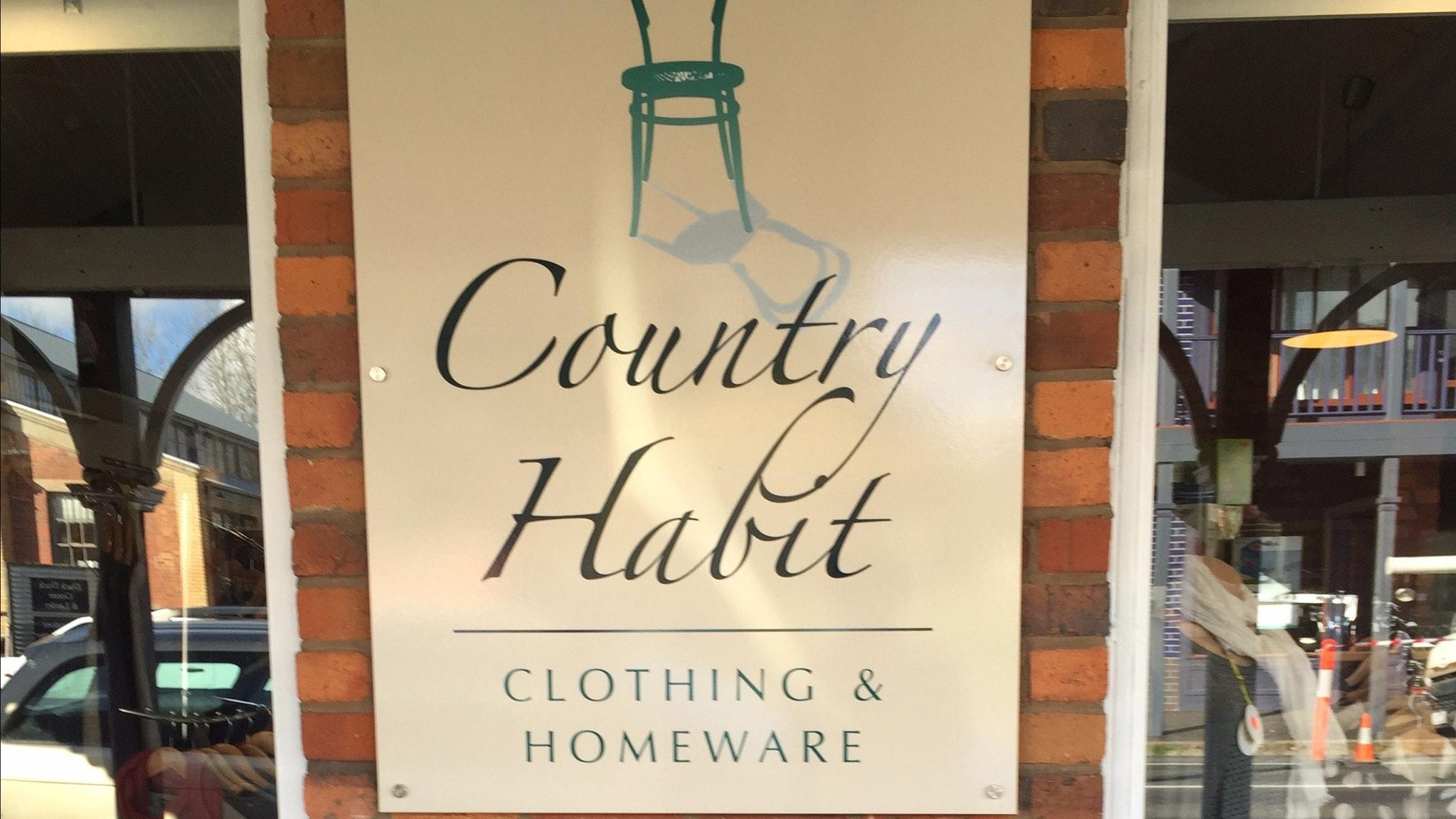 Country Habit