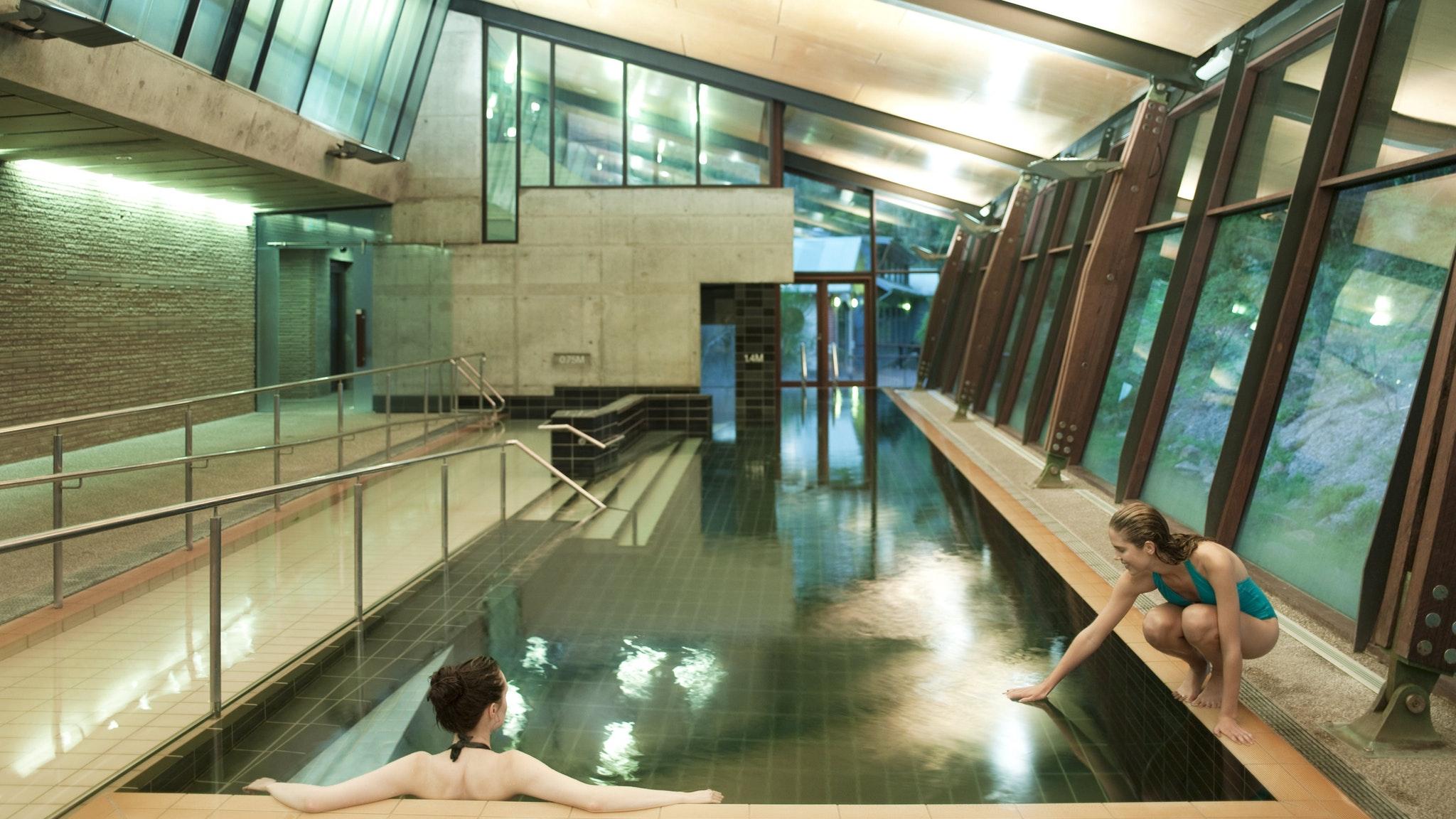 Bathhouse Relaxation Pool