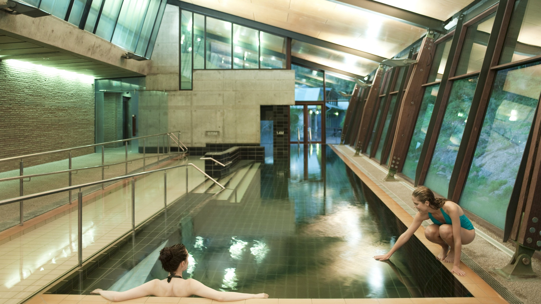 Bathhouse Relaxation Pool