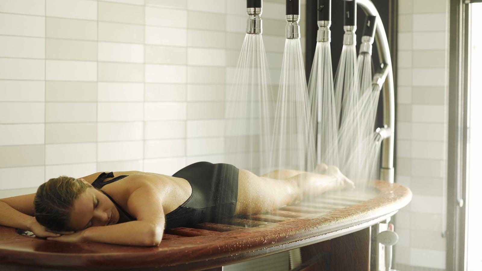 Spa Vichy Shower