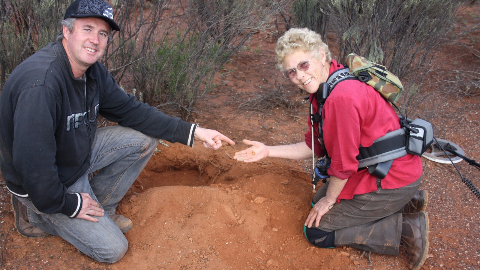 Gold and Relics Gold Prospecting Adventure Tours
