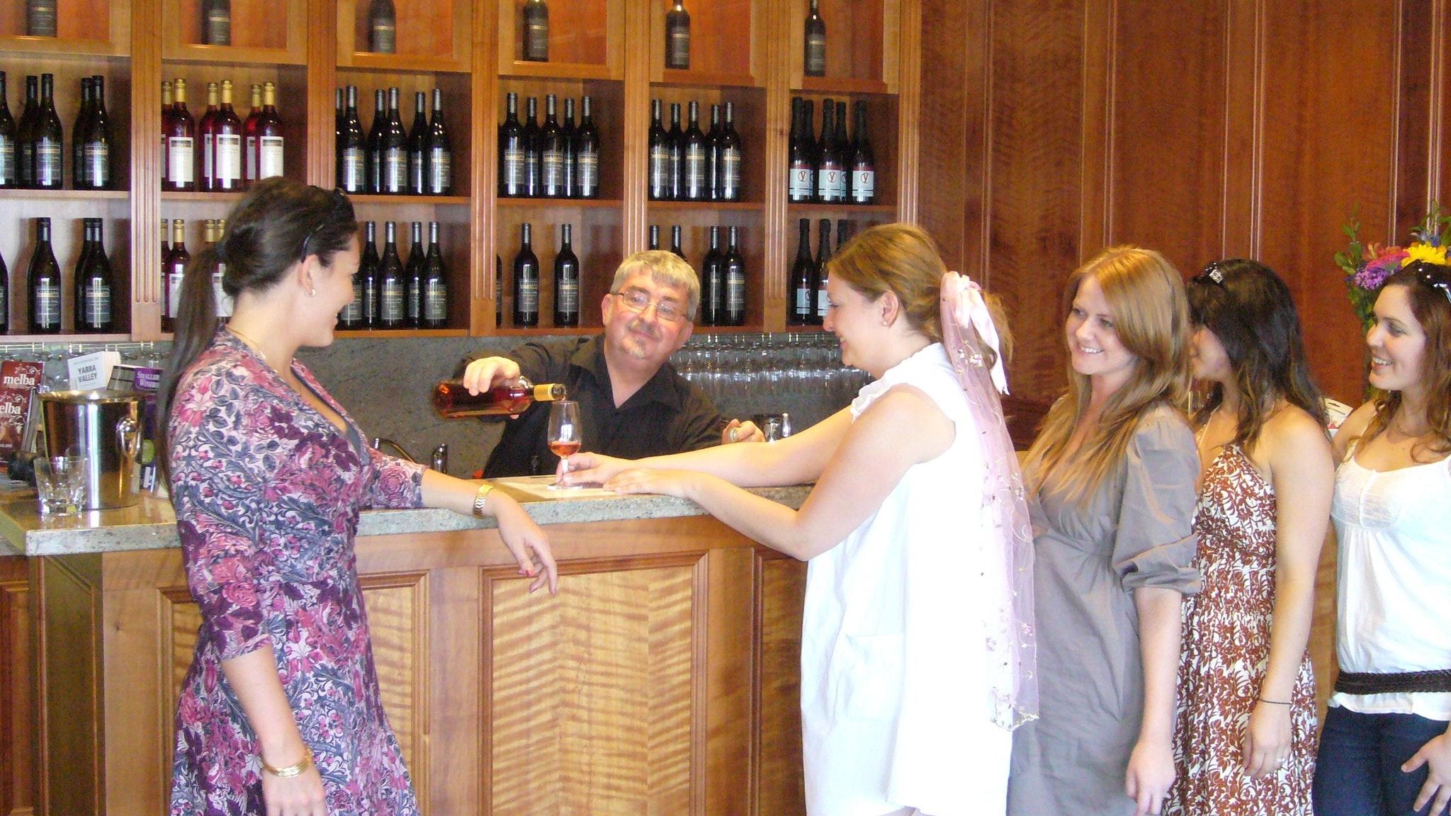 Wine Tours Victoria