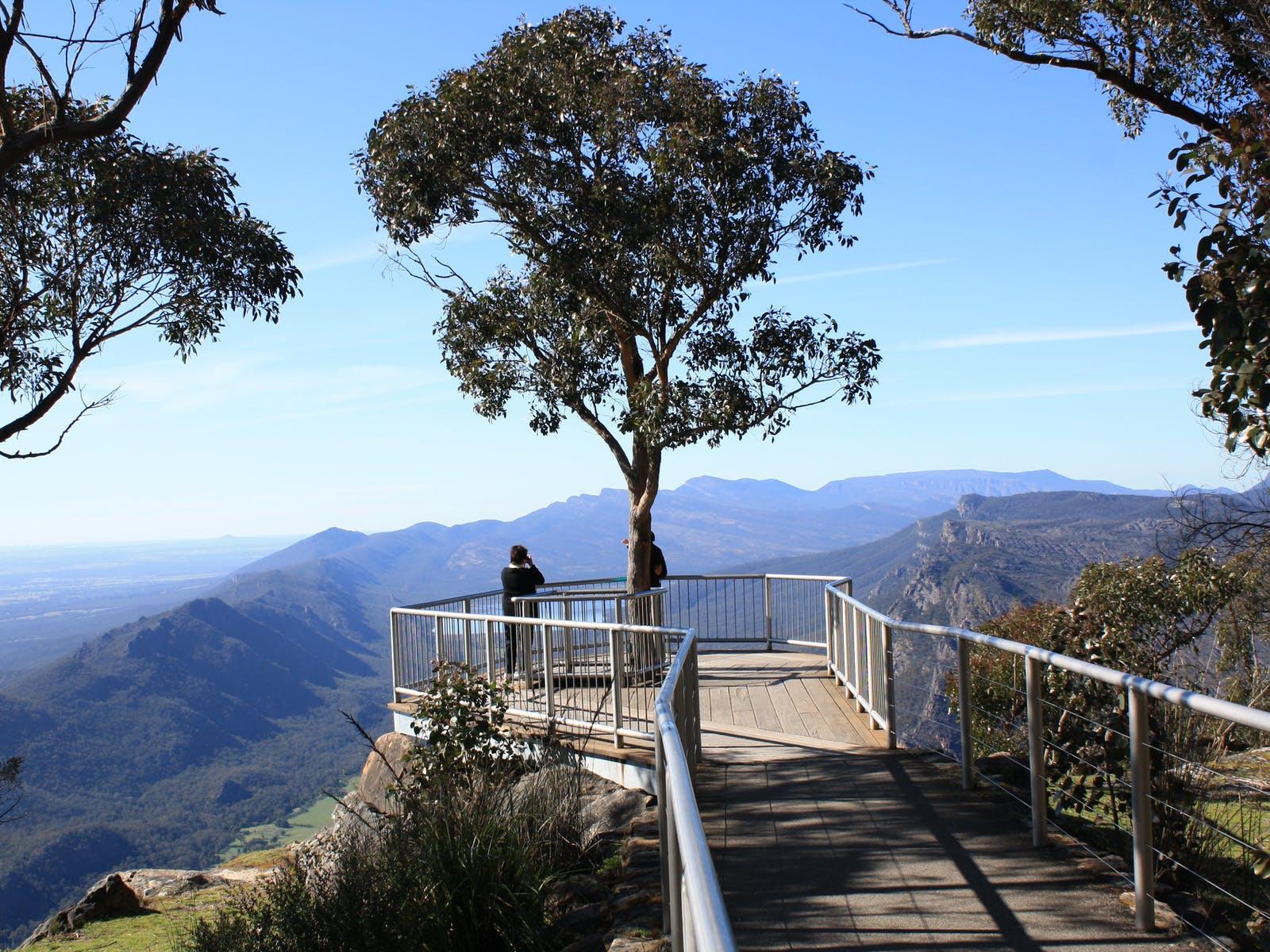 Boroka lookout, Grampians National Park