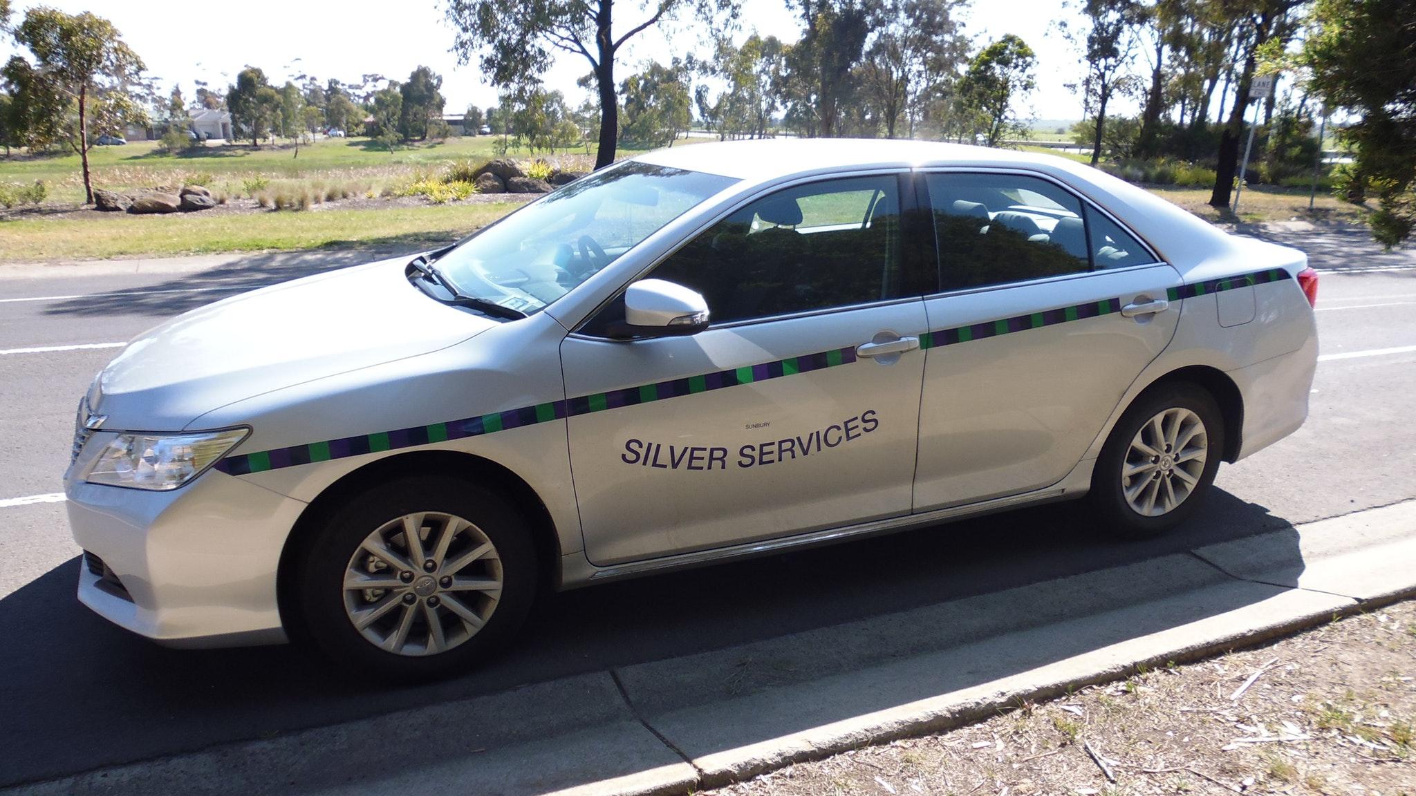 Silver Service Airport Transfer