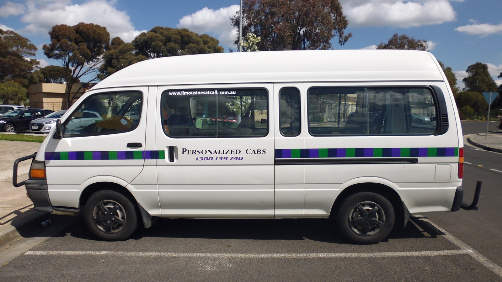 A mini bus for larger families