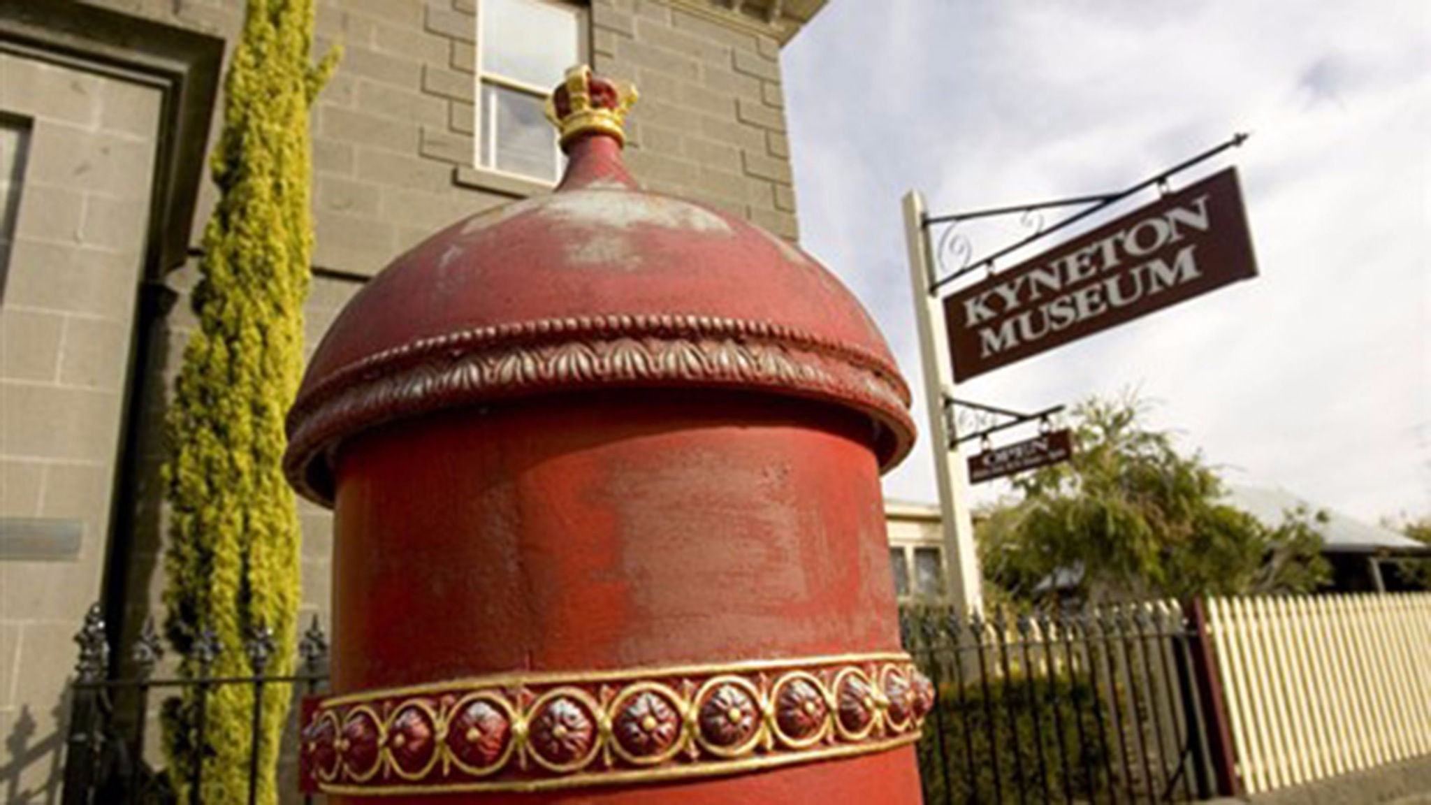 Kyneton Visitor Information Centre