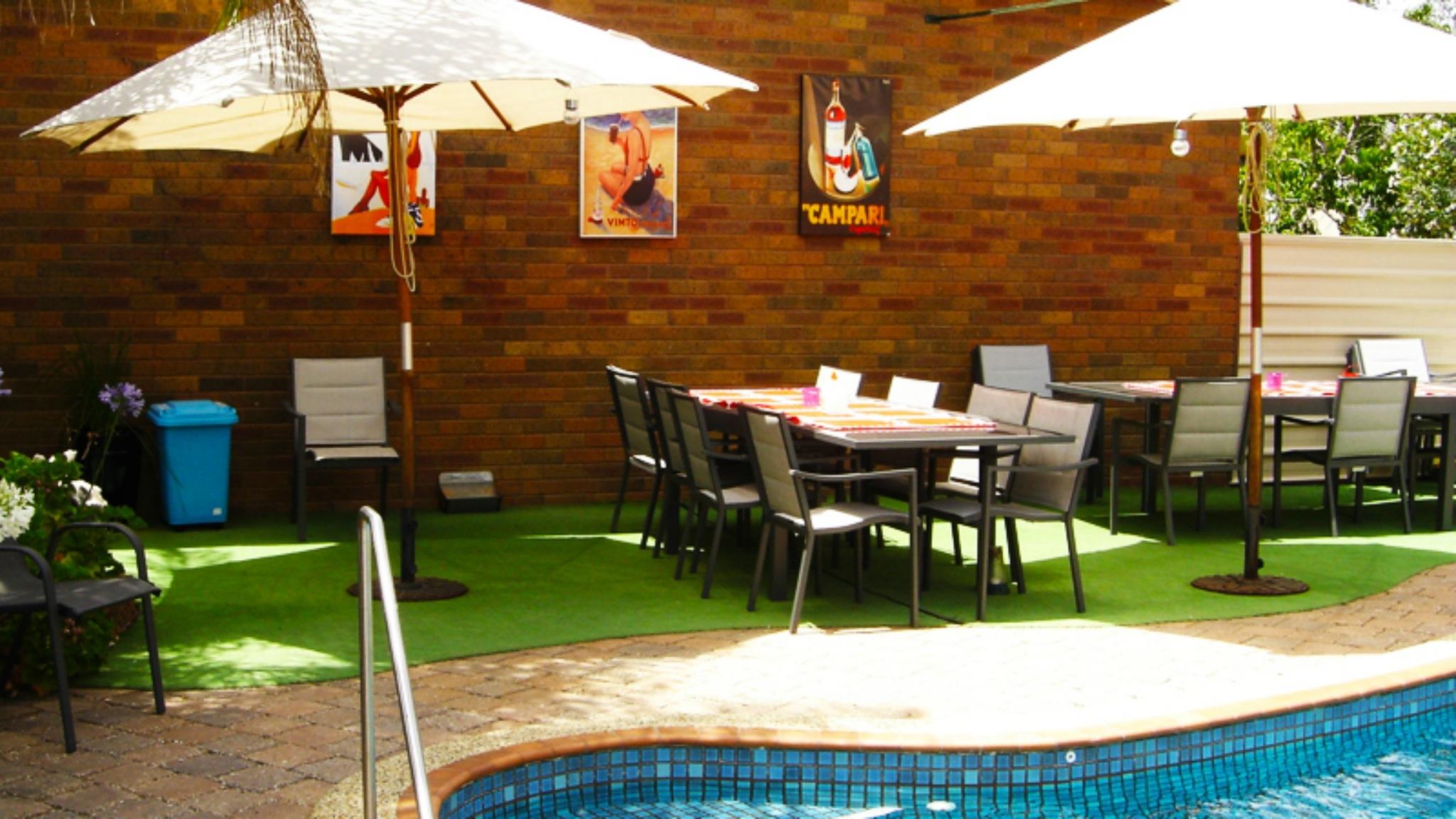 Barham Club Motor Inn