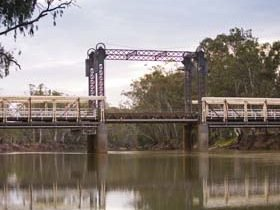 Barham Bridge over Murray River