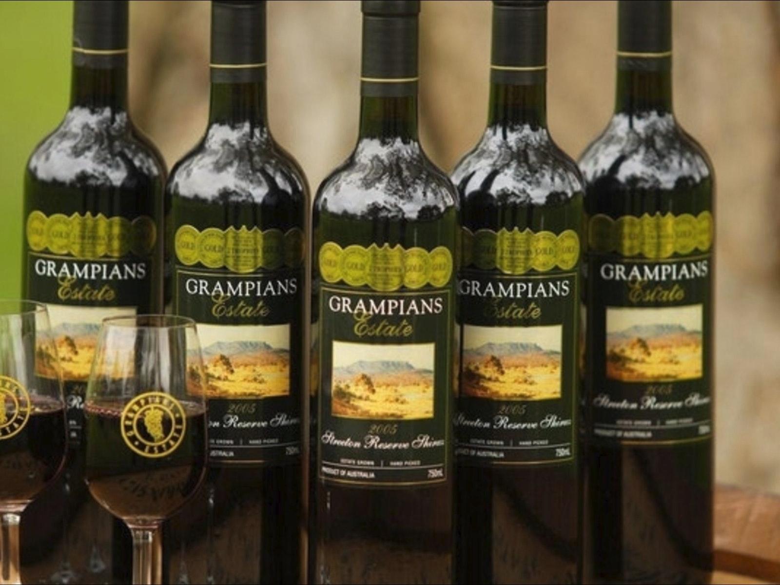Grampians Estate Reserve Shiraz