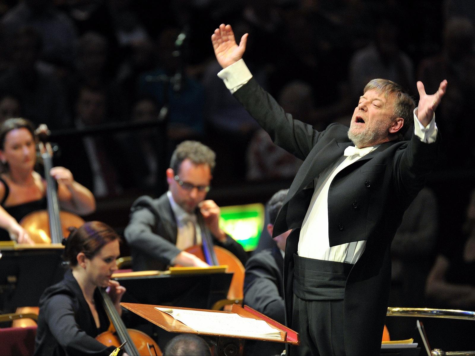 Sir Andrew Davis Uncovers Bruckner 7